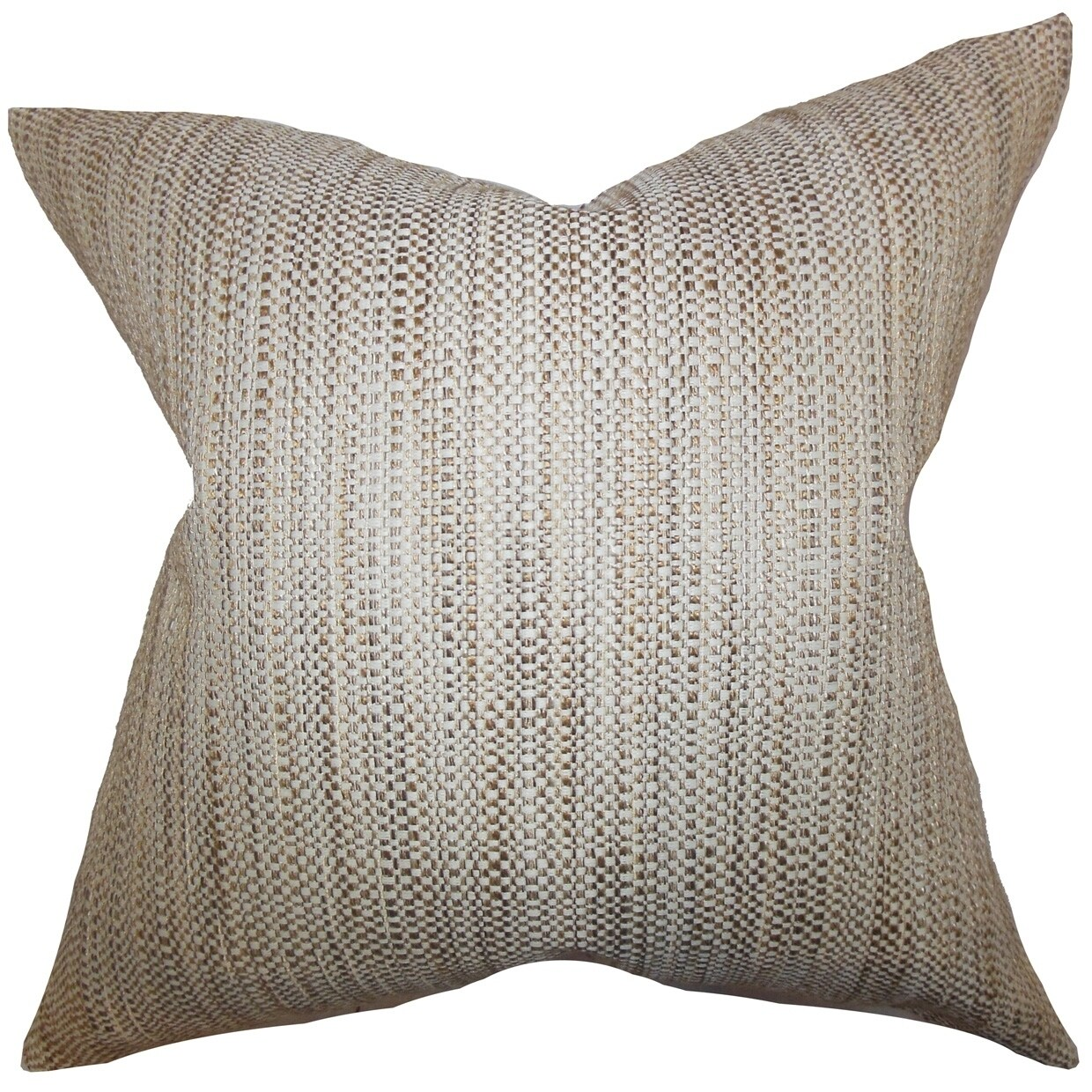 optical webster throw set products decorative front in pillows tweed white burlap flange with of weavers pillow woven