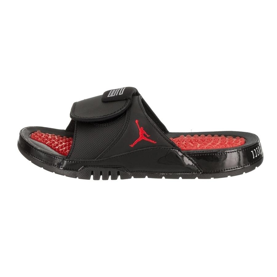 e13d3d7dcb2 Shop Nike Jordan Men's Jordan Hydro XI Retro Sandal - Free Shipping Today -  Overstock - 18157730
