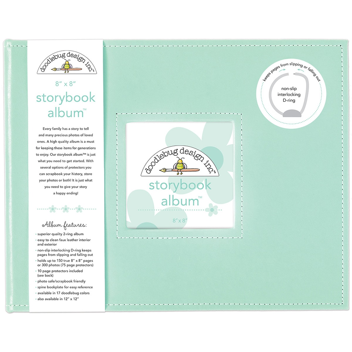 Shop Doodlebug Storybook Album 8x8 Free Shipping On Orders Over