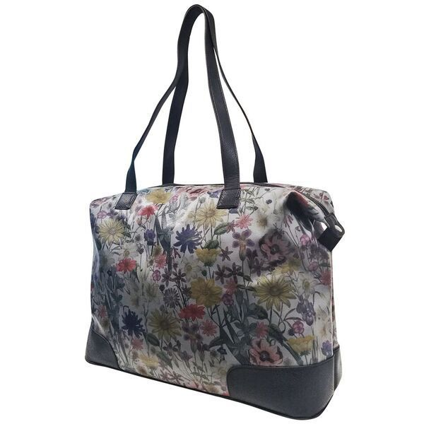 67999e086263 Bueno of California Floral Weekender Tote Bag