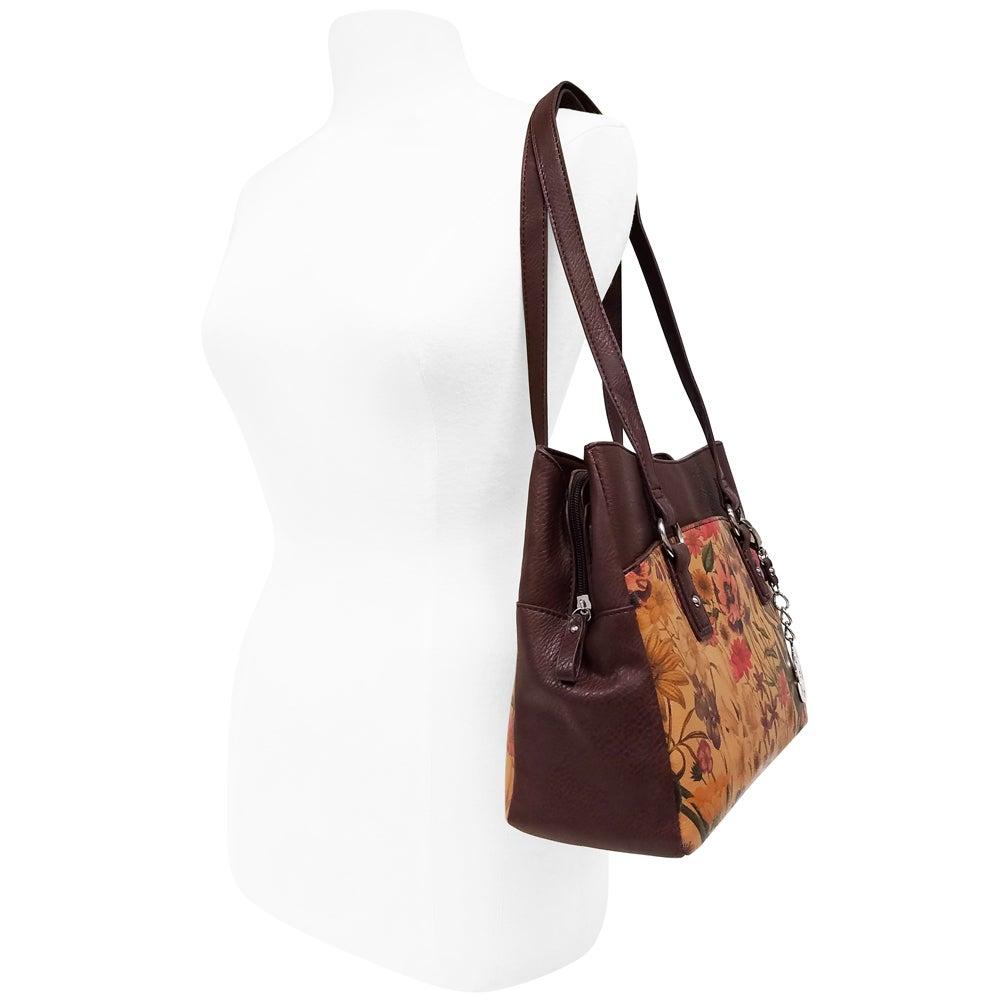 2e438a5d4d68 Bueno of California Floral Tote Bag