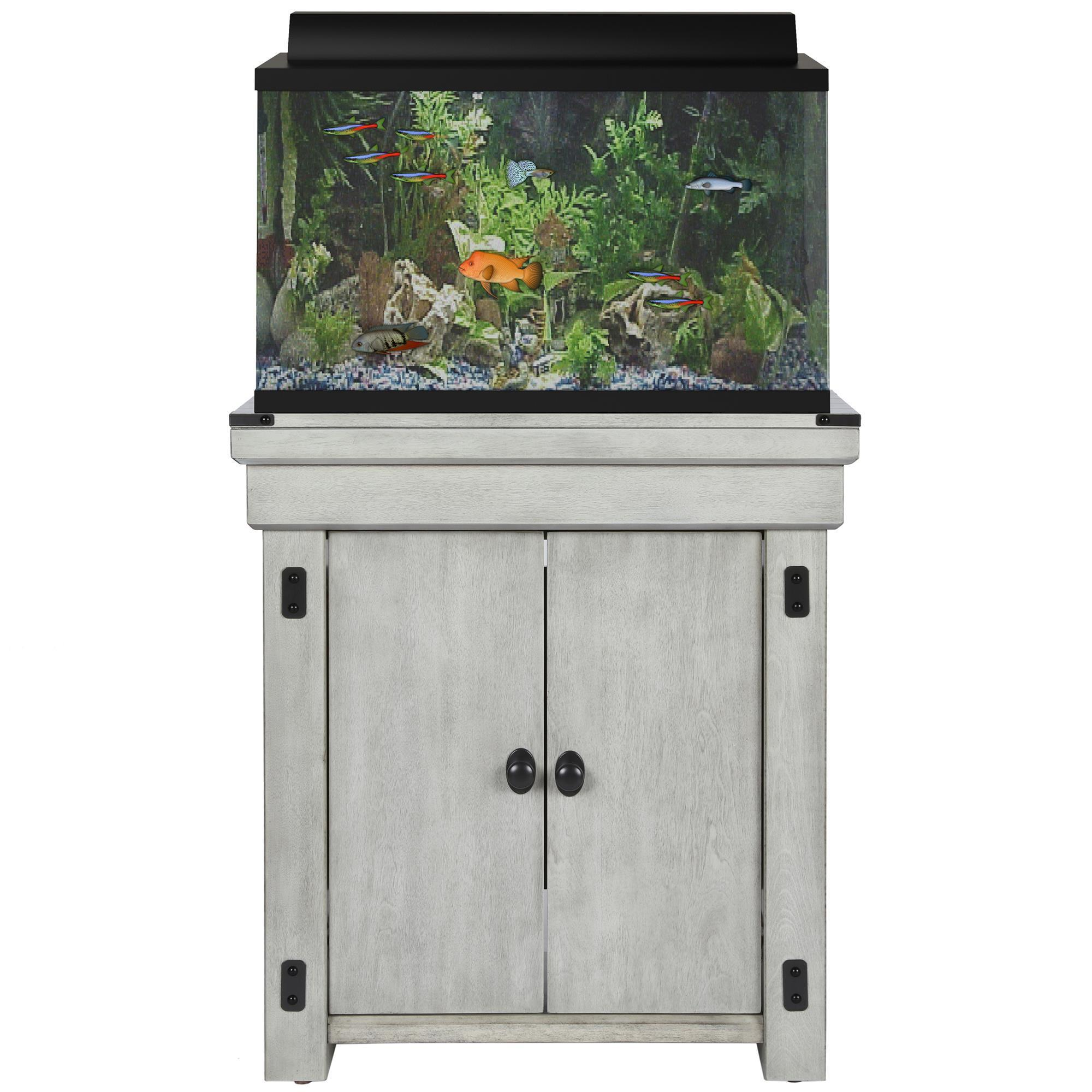 Avenue Greene Woodgate Furniture Stand for 20 gallon Aquarium Free