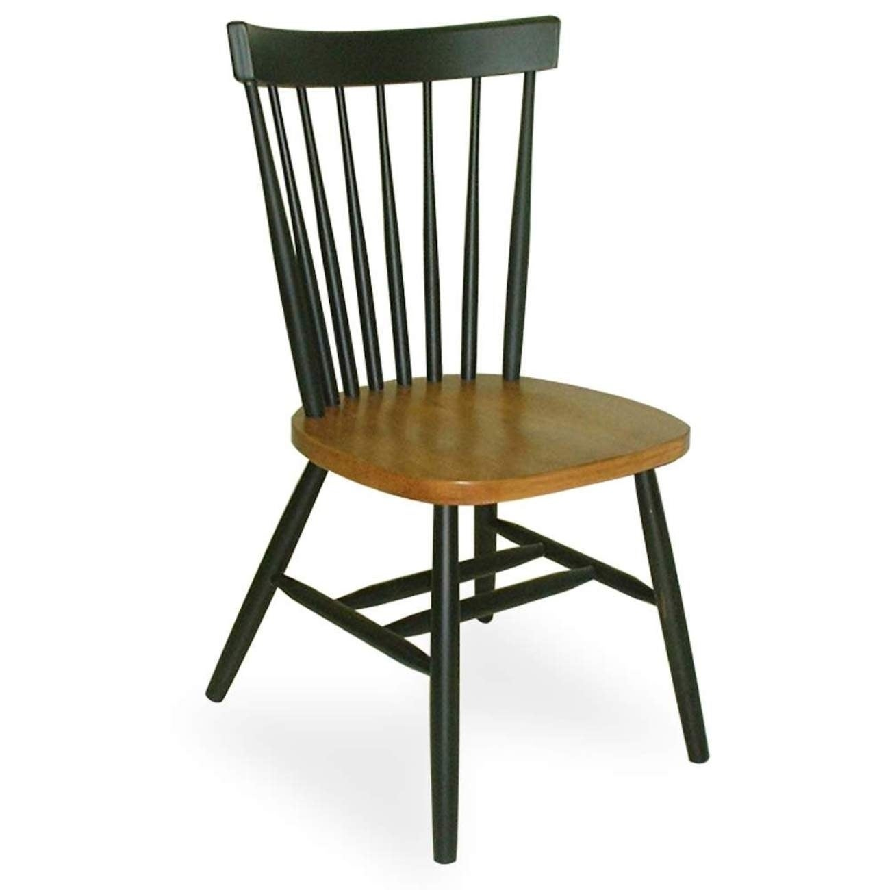 Shop International Concepts Copenhagen Chair With Plain Legs   Free  Shipping Today   Overstock.com   18213067