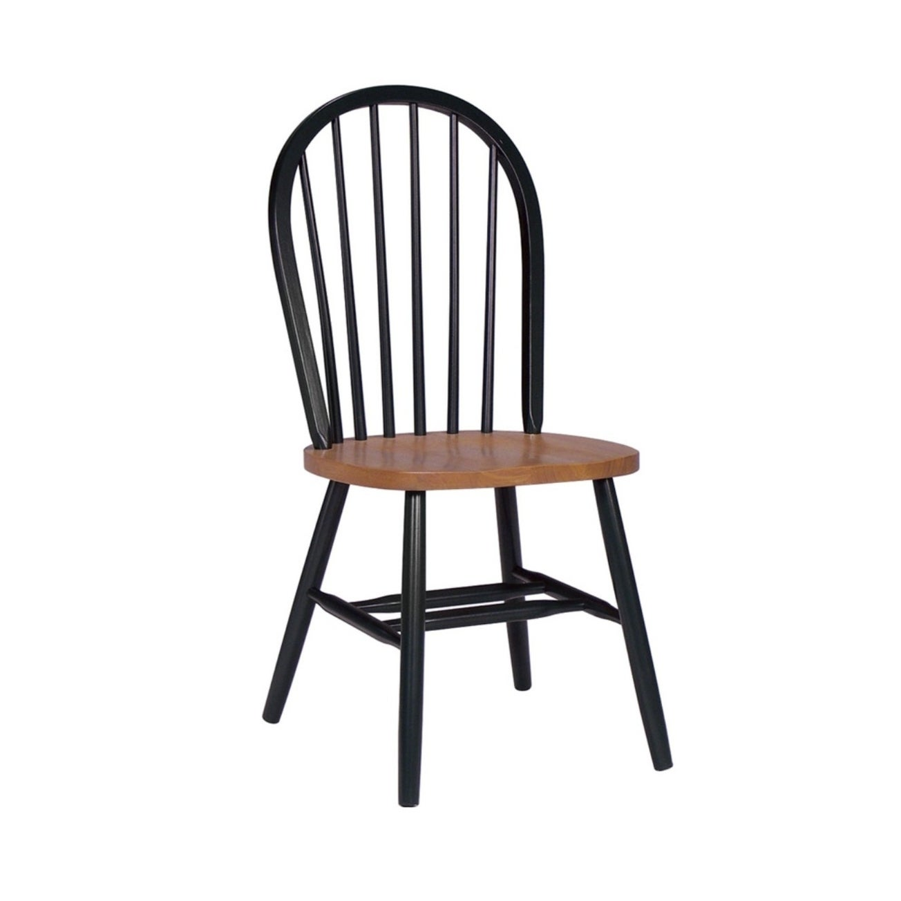 International Concepts Windsor Spindleback Chair With Plain Legs   Free  Shipping Today   Overstock   24355508