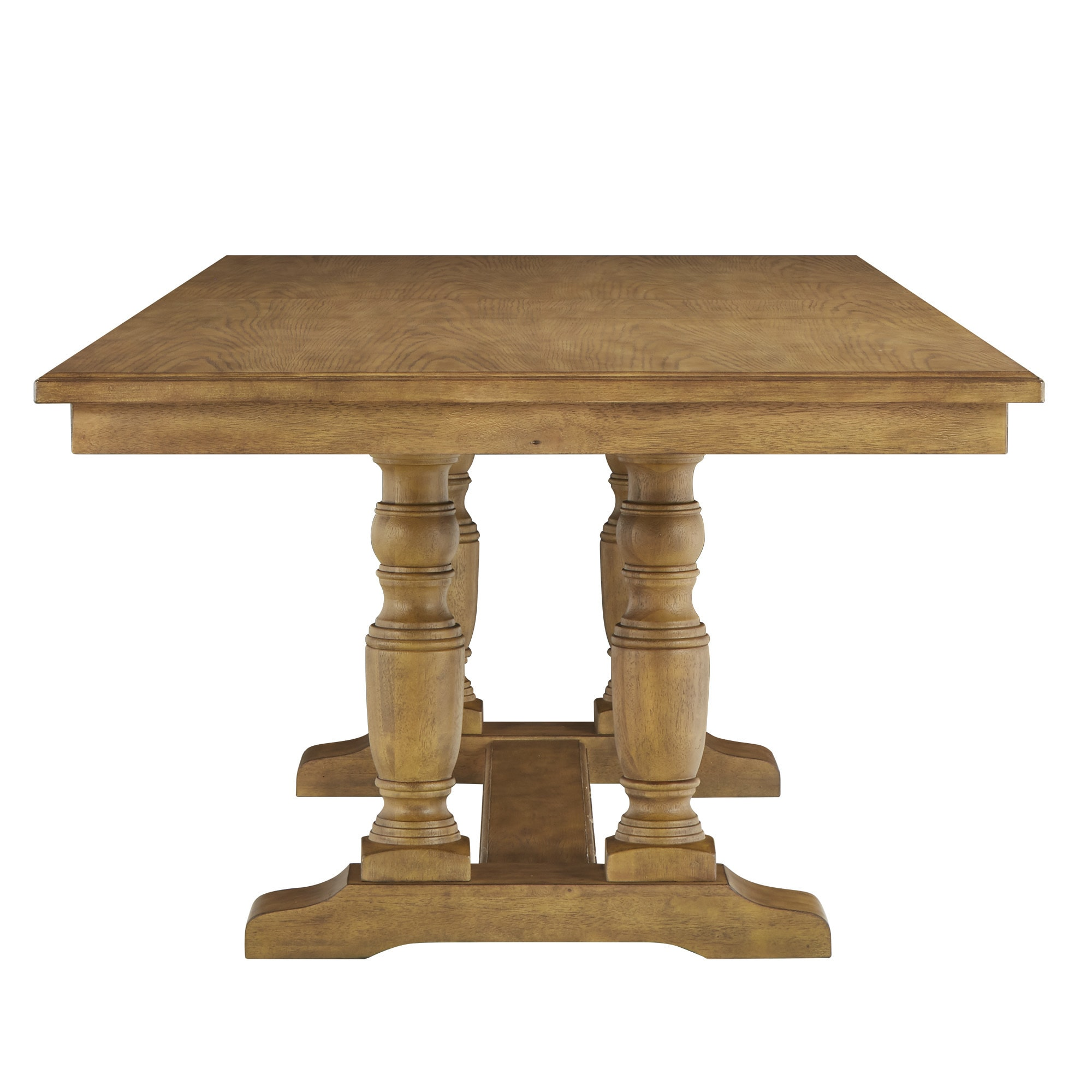 Gilderoy Baluster Leg Extending Wood Dining Table by iNSPIRE Q Artisan -  Free Shipping Today - Overstock.com - 24359994