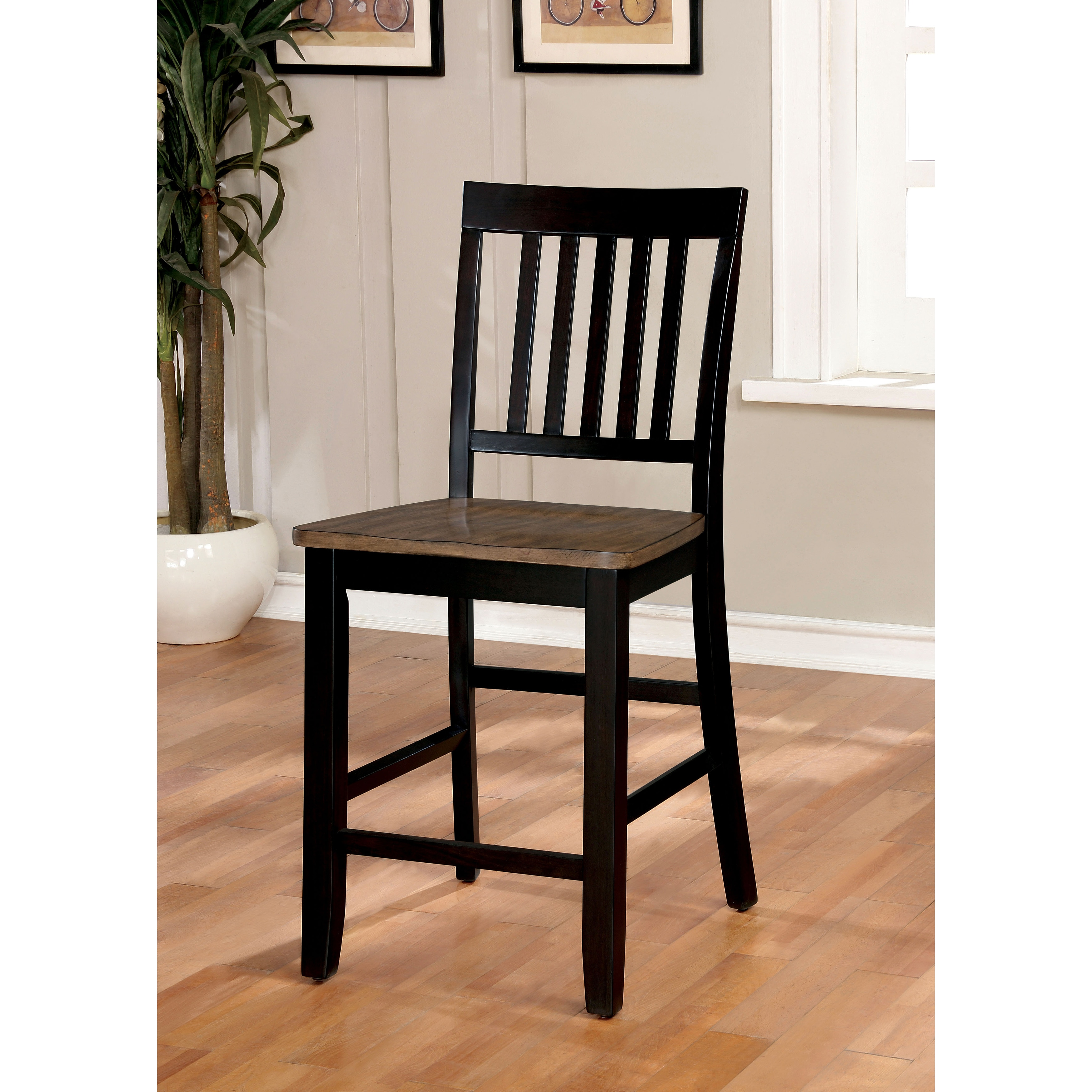 Furniture of America Fresial 9-piece Counter Height Dining Set - Free Shipping Today - Overstock - 24360092  sc 1 st  Overstock.com & Furniture of America Fresial 9-piece Counter Height Dining Set ...