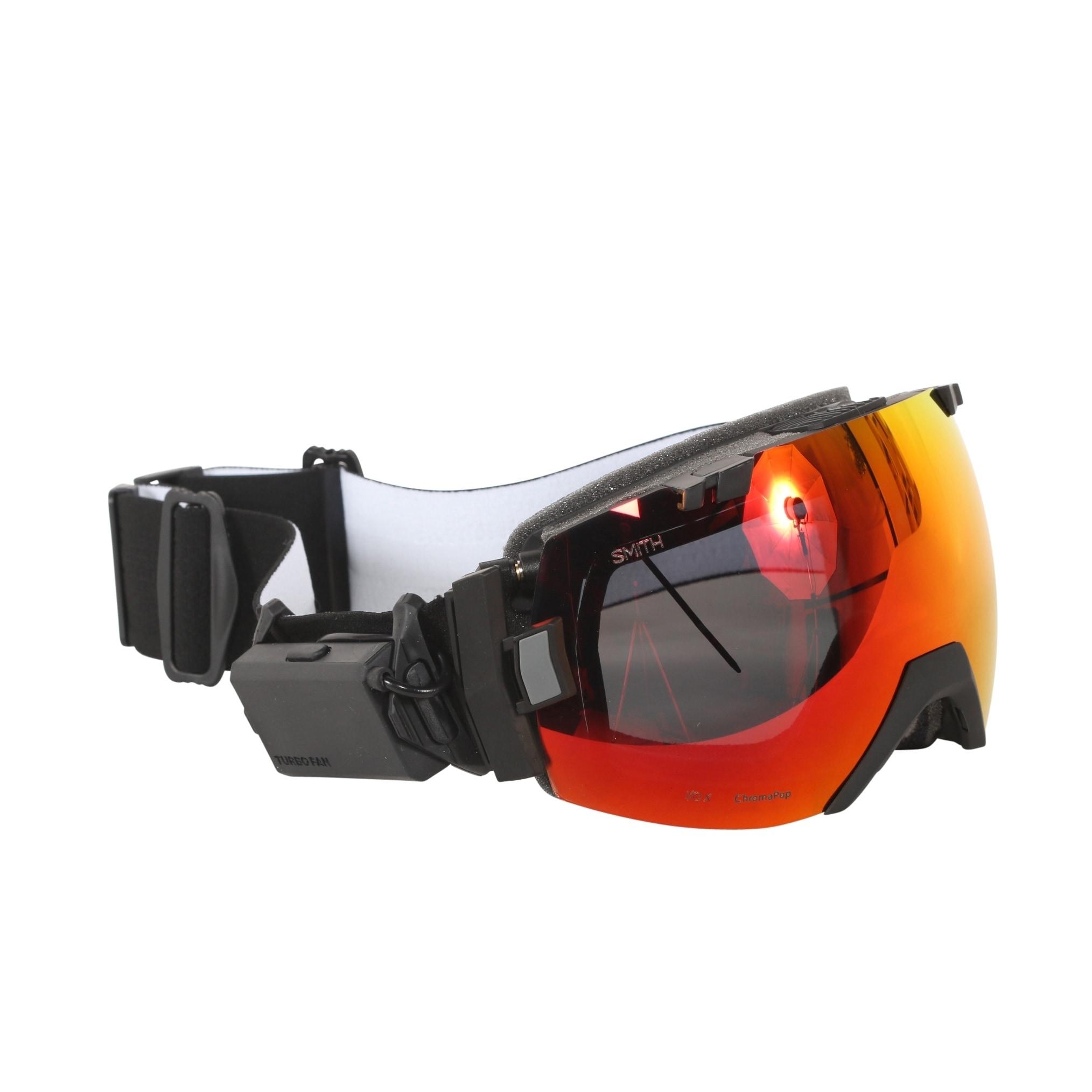 d460cf46592a4 Shop Smith Optics Black ChromaPop Sun I OX Turbo Fan Interchangeable Goggles  - Ships To Canada - Overstock - 18222478