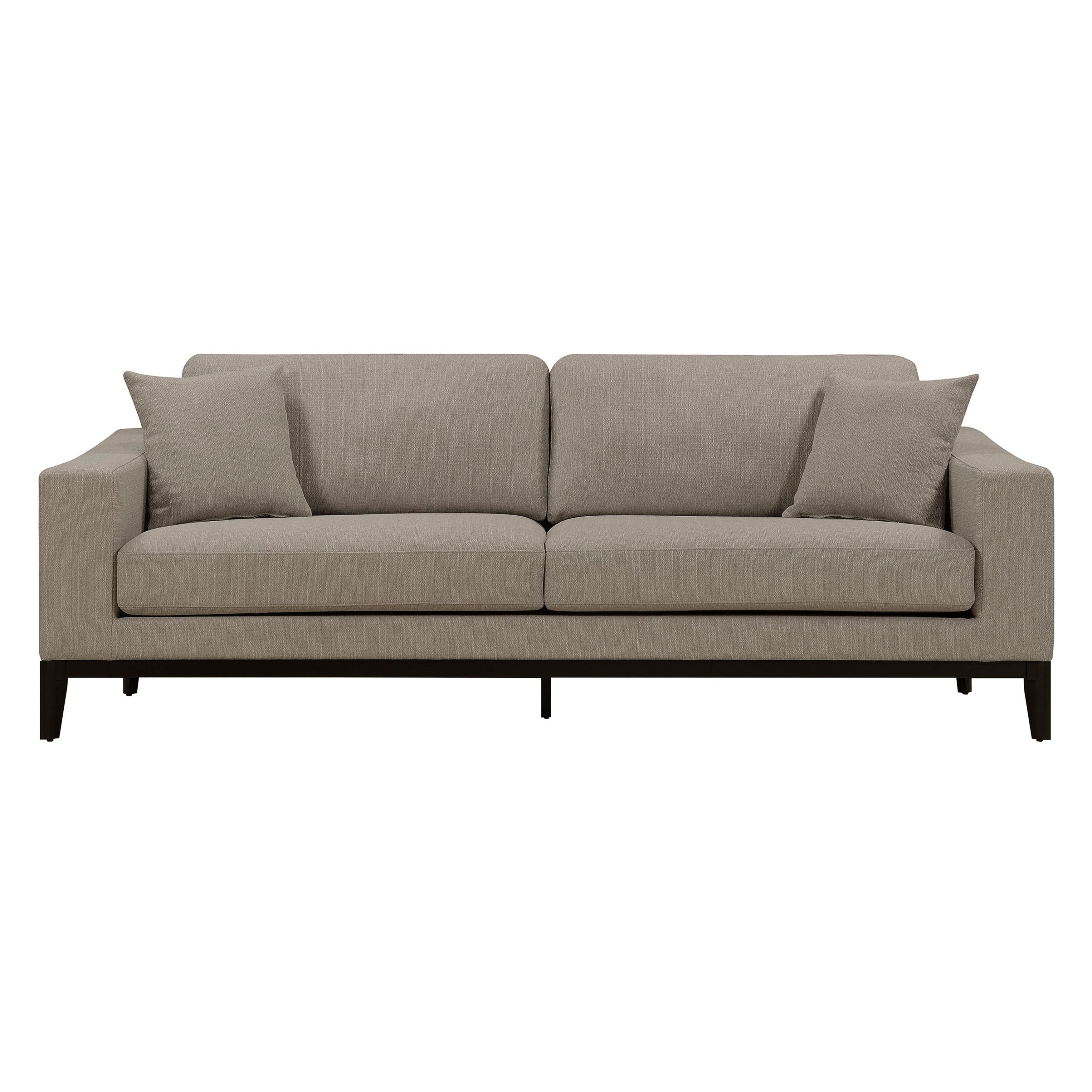 Elle Decor Olivia French Linen Sofa Free Shipping Today 18228016