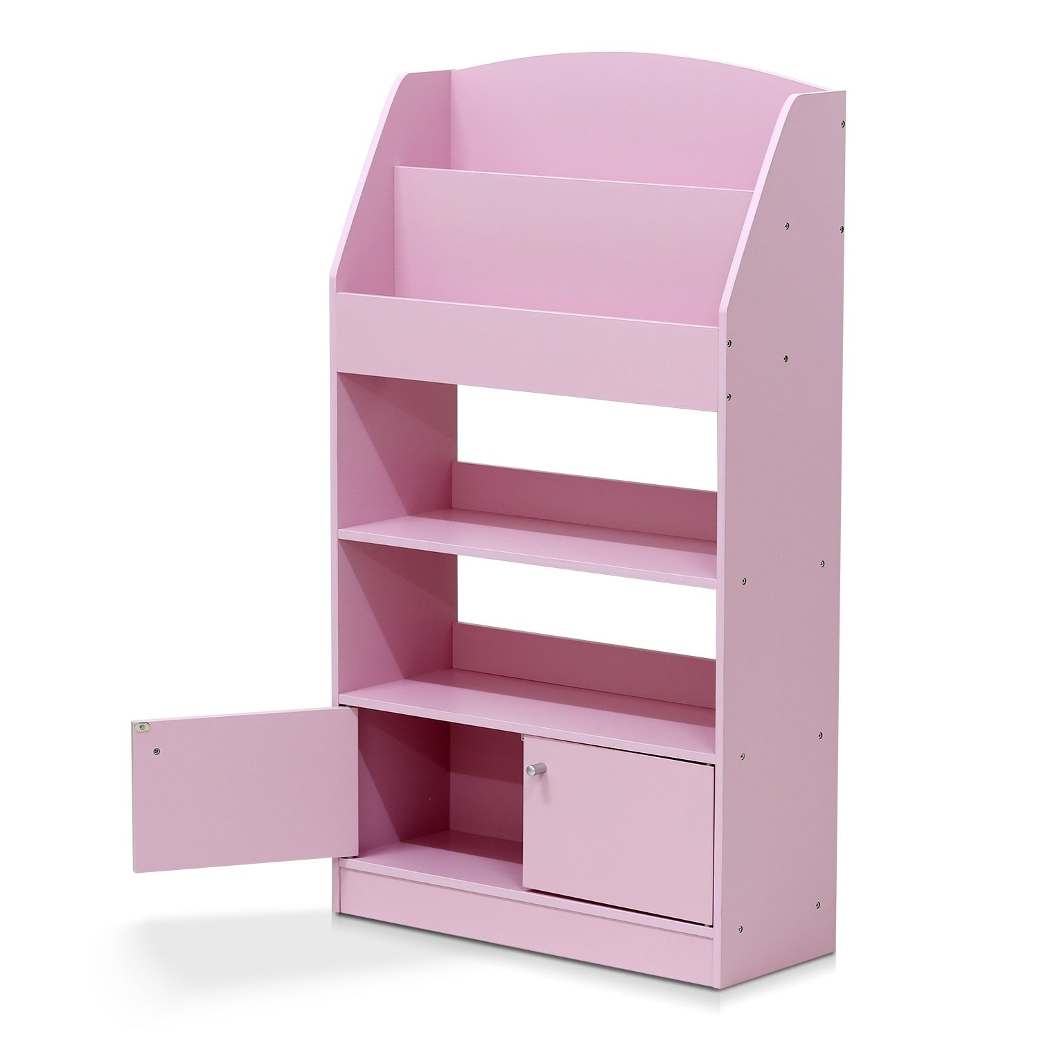 Lovely Kidkanac Magazine/Bookshelf With Toy Storage Cabinet   Free Shipping Today    Overstock   24368849