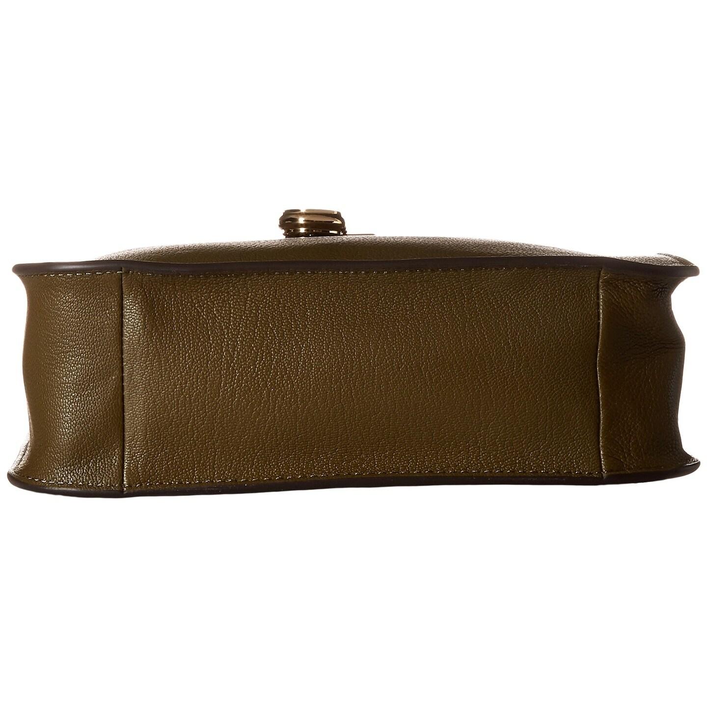 Shop MICHAEL Michael Kors Hamilton Medium North South Messenger Olive -  Free Shipping Today - Overstock - 18229478 d4b701c80a672