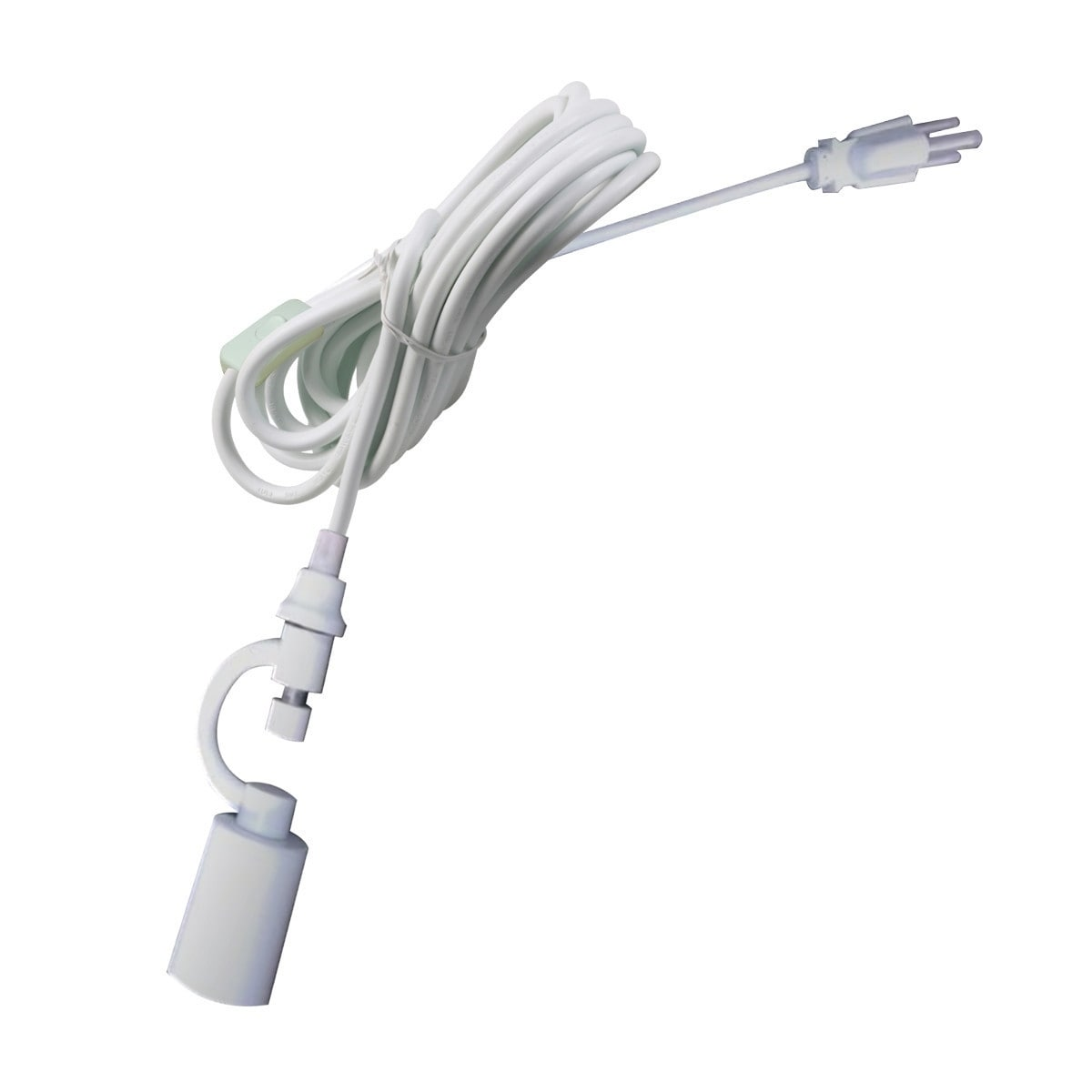 Shop Shallow Drum 1 Light Swag Plug In Pendant Hanging Lamp 10x12x8 Wiring A Knot Textured Free Shipping Today 18231385