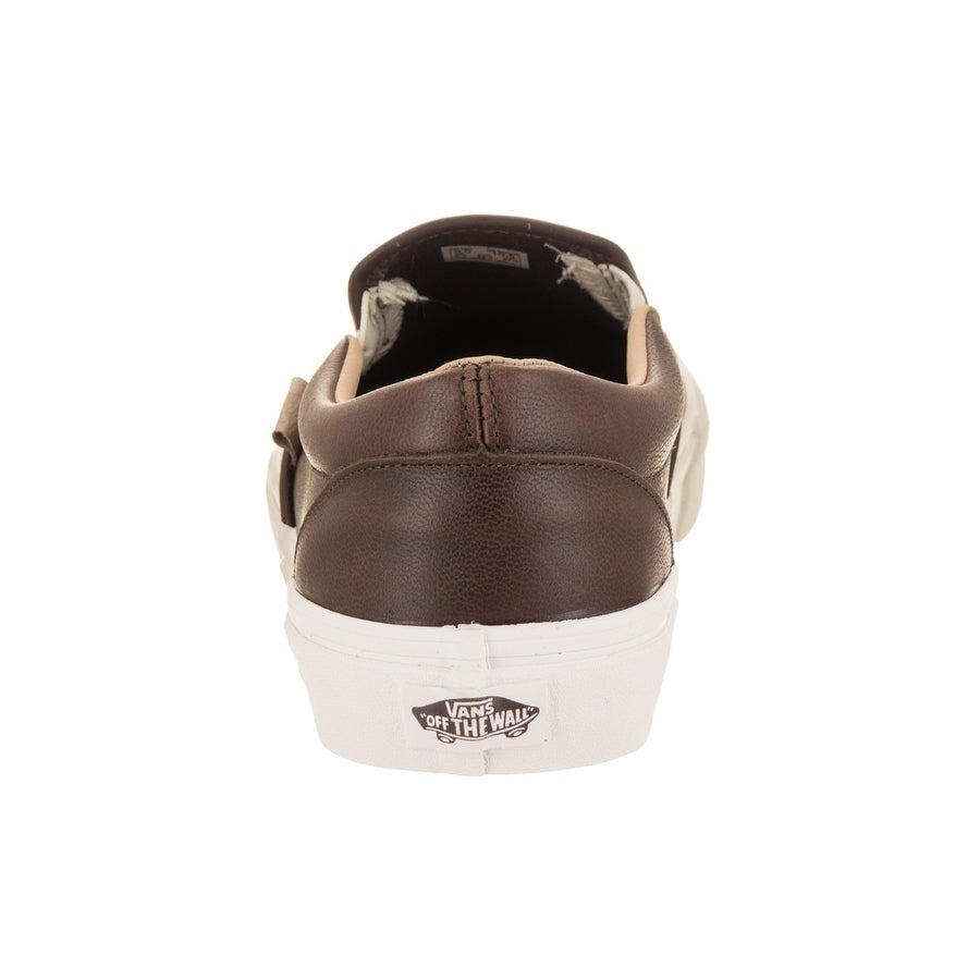 3f9845d02d Shop Vans Unisex Classic Slip-On (Lux Leather) Skate Shoe - Free Shipping  Today - Overstock - 18237918