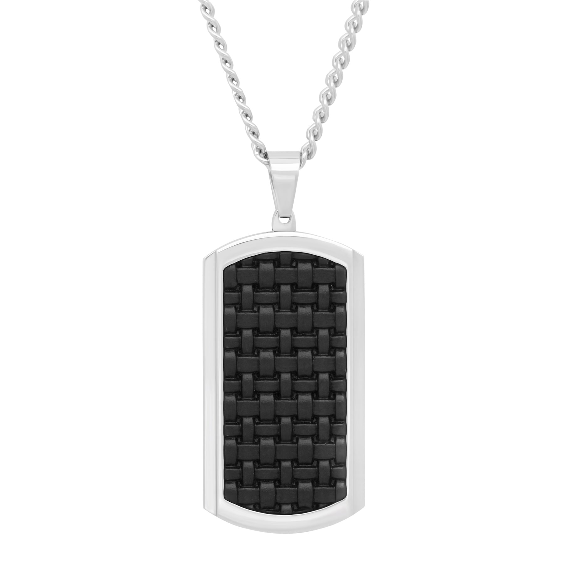 armani emporio tag dog webstore product necklace steel d stainless jones men ernest pendant s number