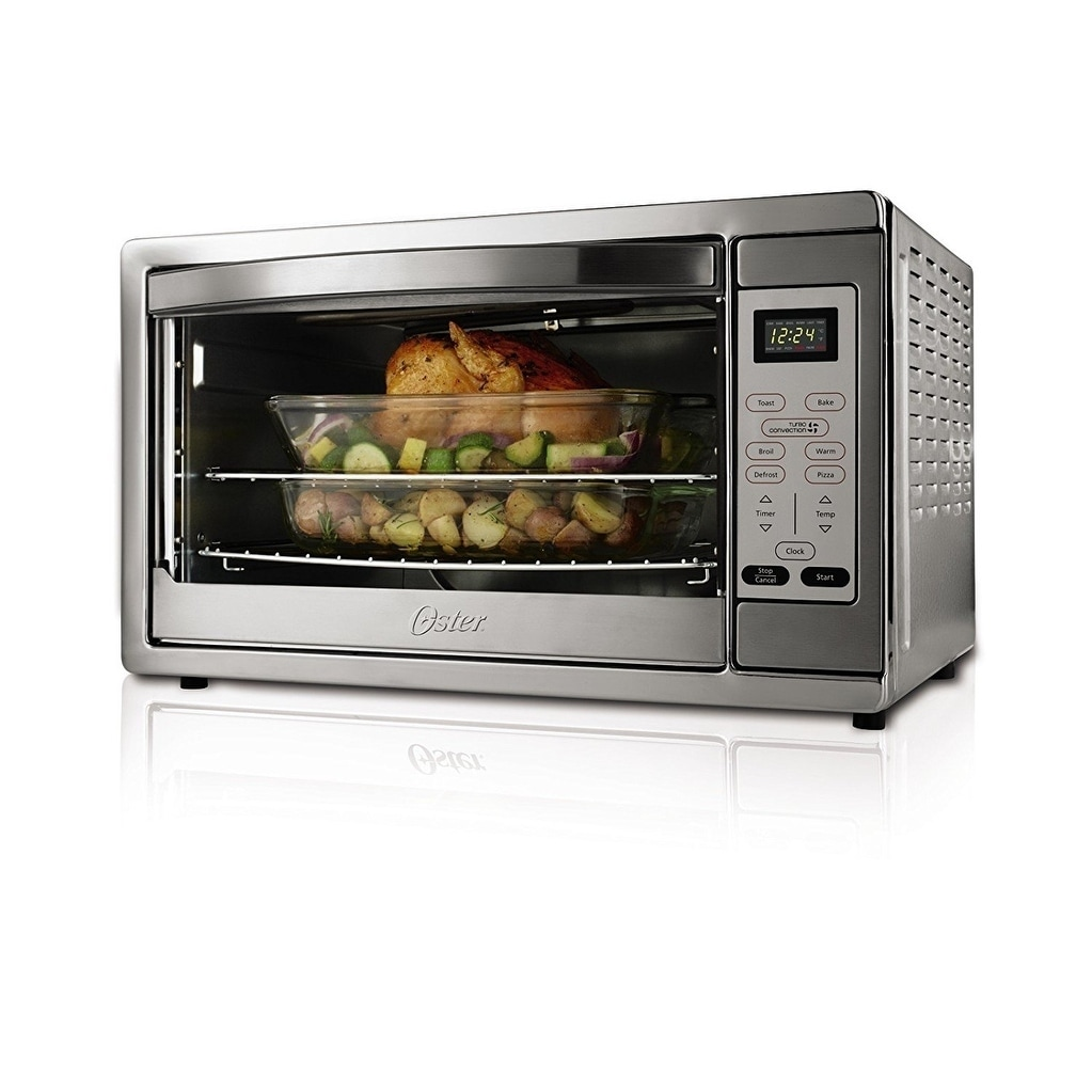 Shop Oster Extra Large Digital Convection Toaster Oven (Refurbished) - Free  Shipping Today - Overstock.com - 18257867