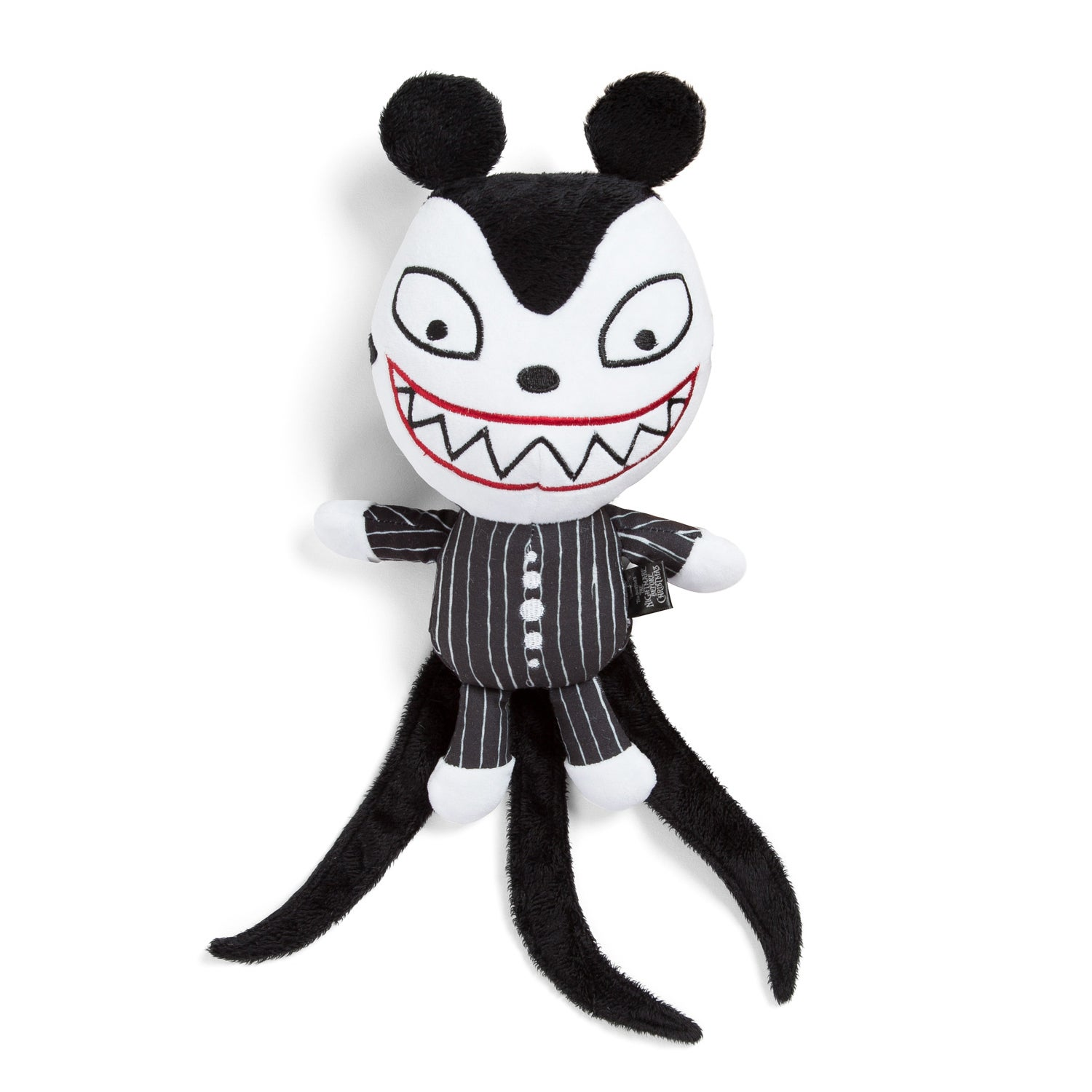 Shop Disney Nightmare Before Christmas Scary Teddy Plush Dog Toy ...