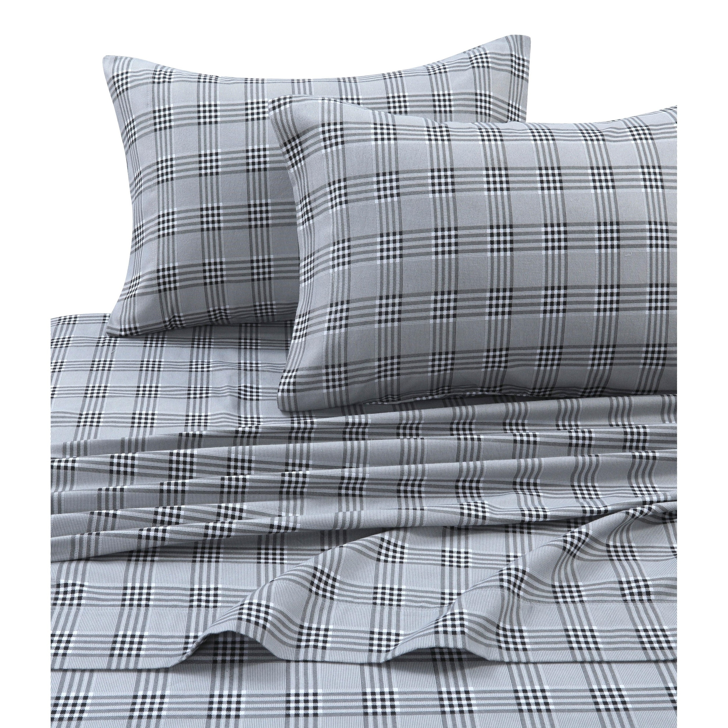 Cozy Flannel Novelty And Holiday Printed Extra Deep Pocket Sheet Set On Free Shipping Today 18266352