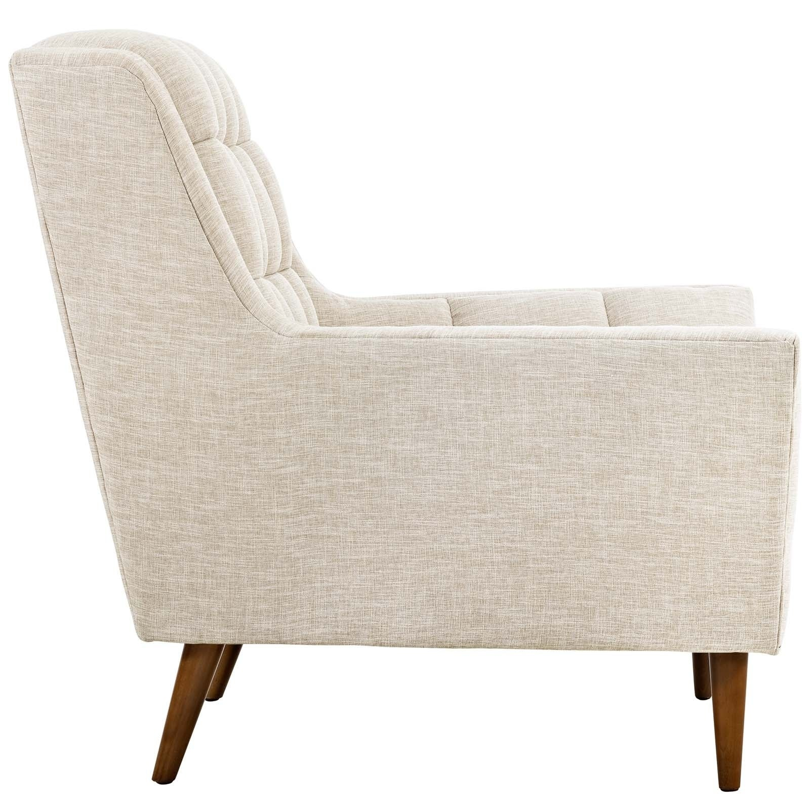 Shop Response Upholstered Fabric Armchair   On Sale   Free Shipping Today    Overstock.com   18270926