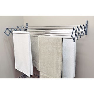 Smart Dryer Expandable Accordion Indoor/Outdoor Drying Rack