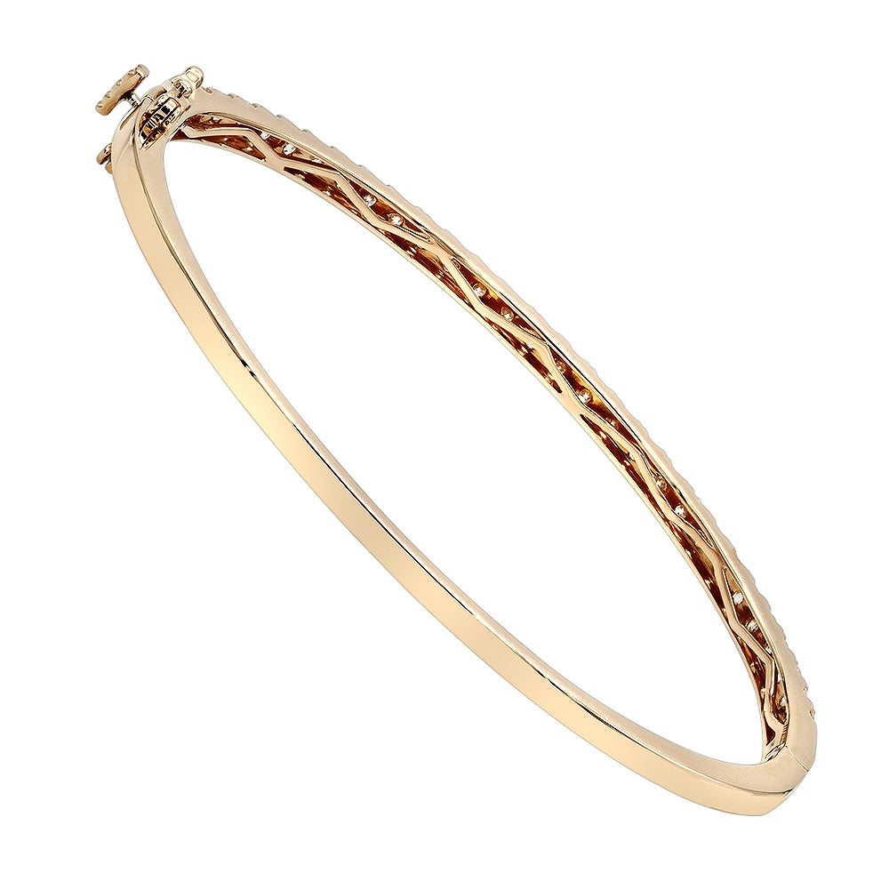 sterling solid bracelet and format gold bangle bangles with silver handmade hoops set bracelets
