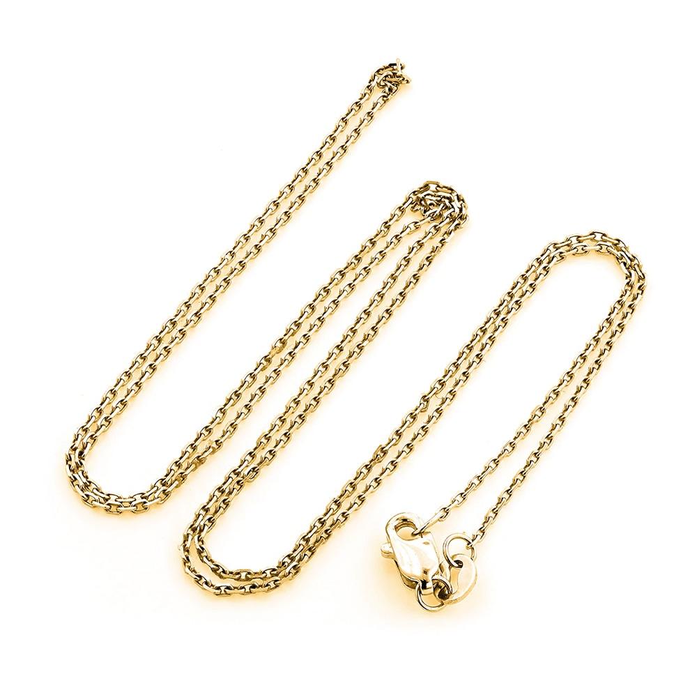 e669cbb0077 Shop Luxurman 10K Gold Liberty Coin Cuban Link Triangle Diamond Pendant for  Men 1.05ct - Free Shipping Today - Overstock - 18505600
