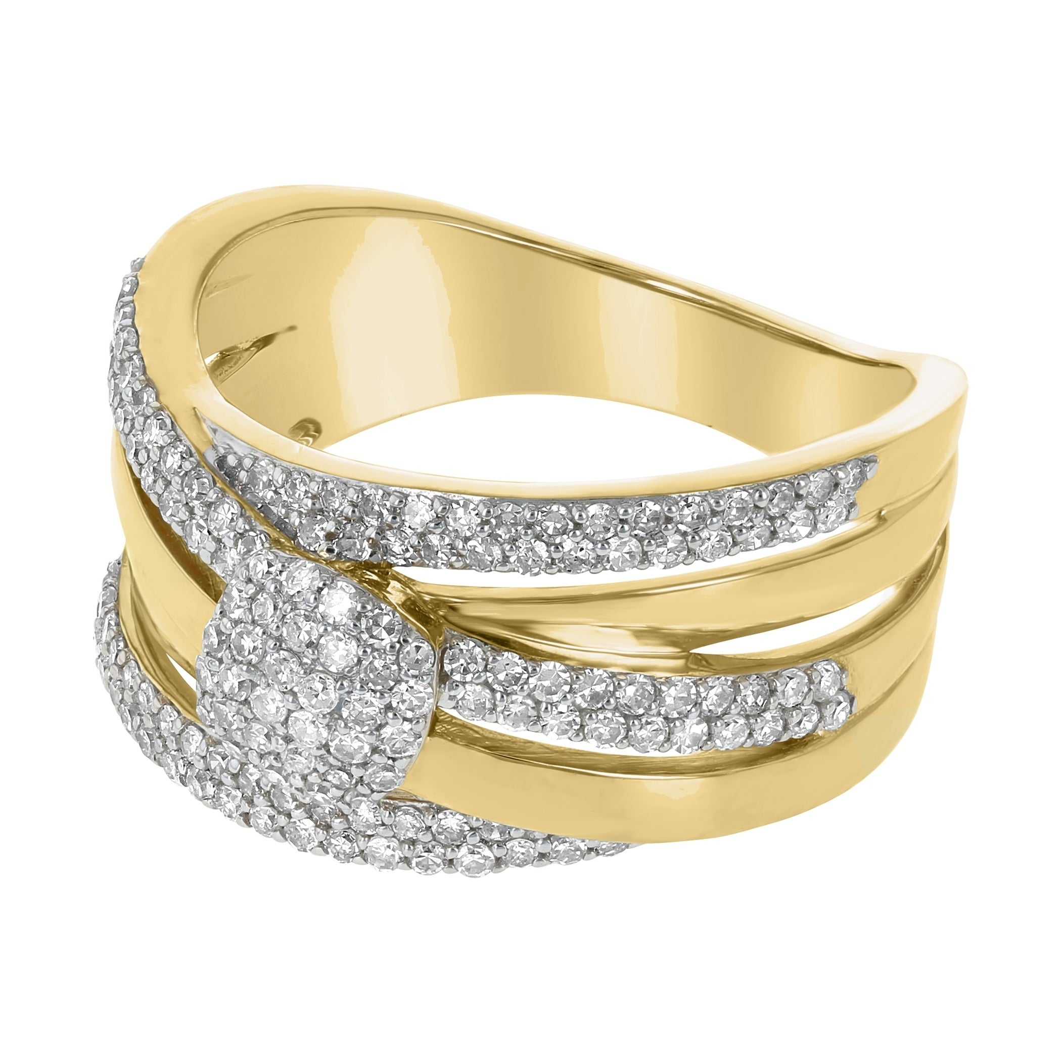 milgrain wedding rings itm white d bands gold band metaltype shape diamond ring edge carat yellow