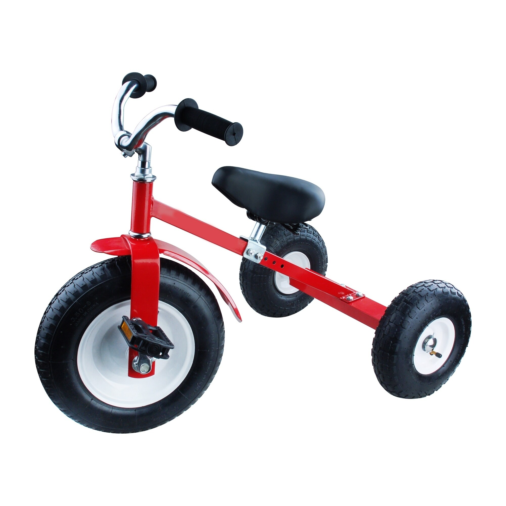 Shop Speedway All Terrain Red Tricycle - Free Shipping Today ...