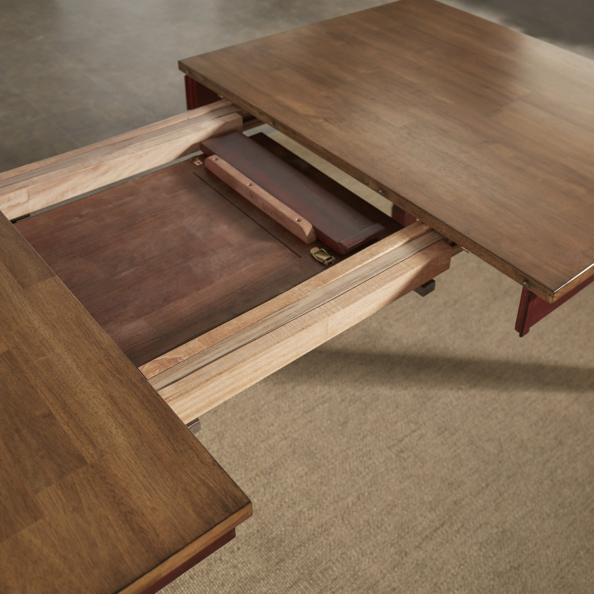 Elena Solid Wood Extendable Rectangular Dining Table By Inspire Q Clic On Free Shipping Today 18519160