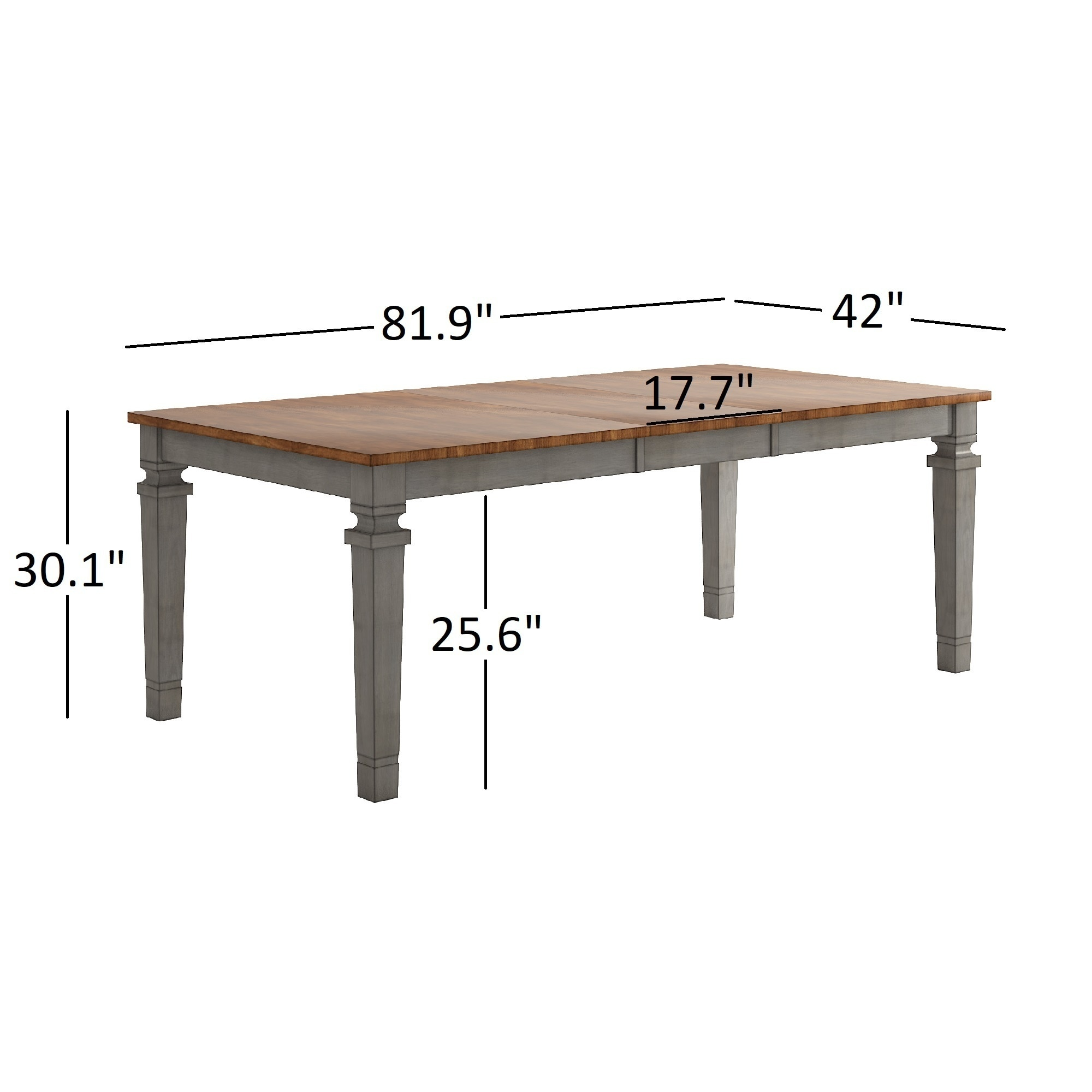 Elena Solid Wood Extendable Rectangular Dining Table By Inspire Q Clic Free Shipping Today 18519160