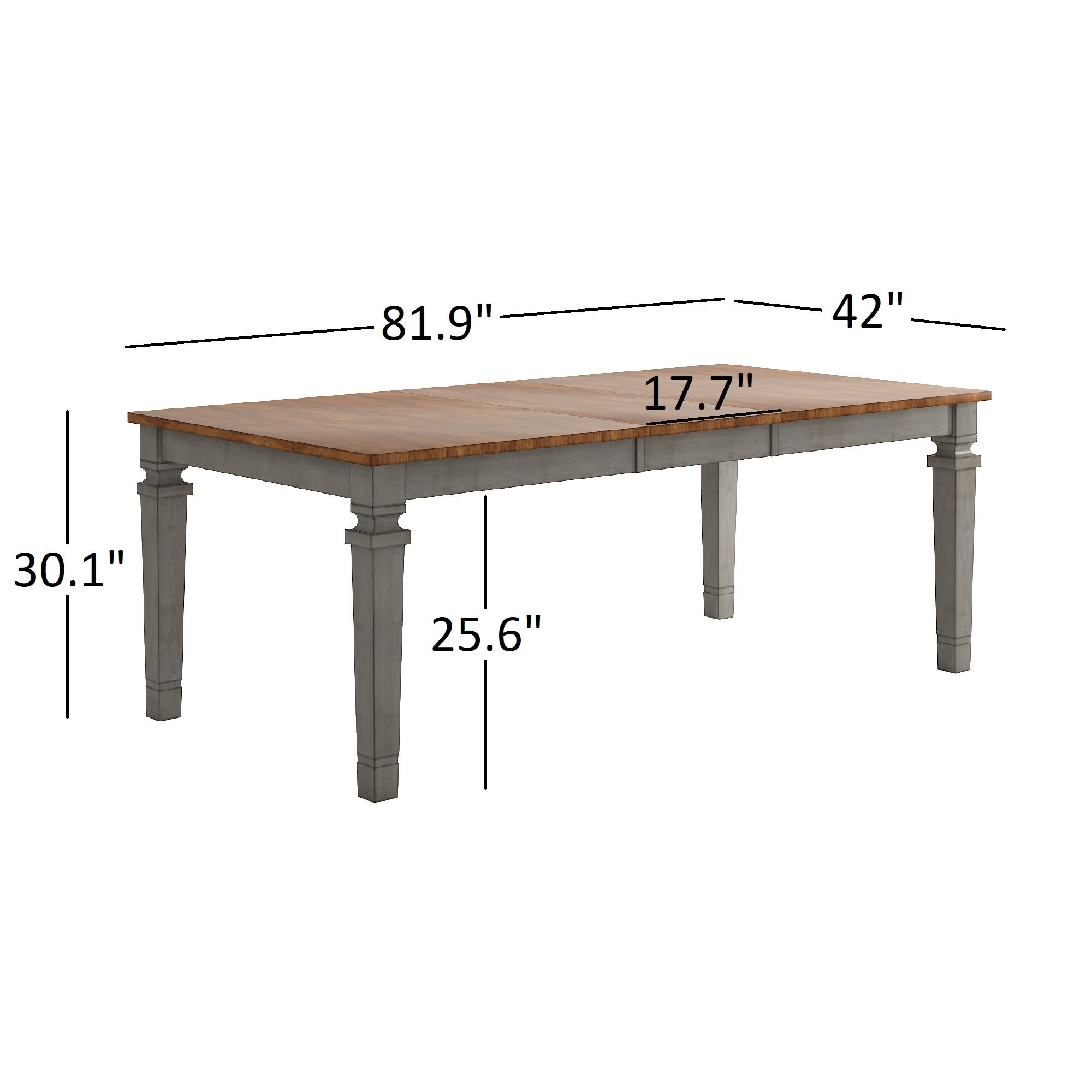 Elena Solid Wood Extendable Rectangular Dining Table from iNSPIRE Q Classic  - Free Shipping Today - Overstock.com - 24628908