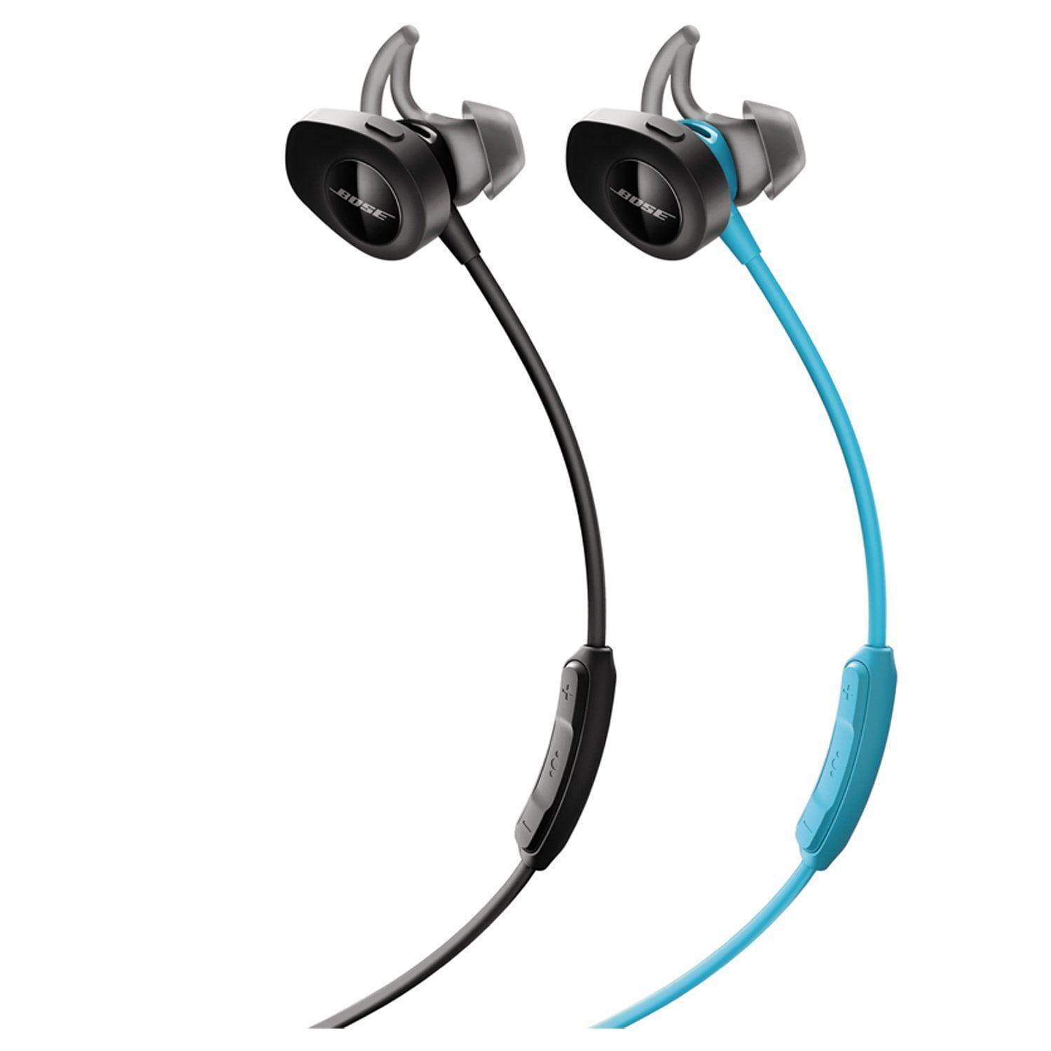 Shop Bose Soundsport Wireless Headphones Refurbished As Is Item Free Earphone Navy Shipping Today 18525917