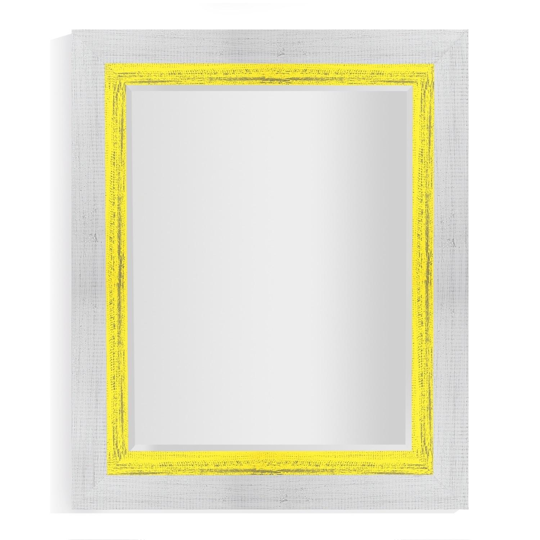 Shop Appalachian Sun Framed Beveled Wall Mirror - Free Shipping ...