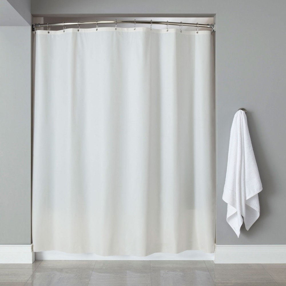 Solid Color 100 PEVA Shower Curtain Liner 70x72 Assorted Colors