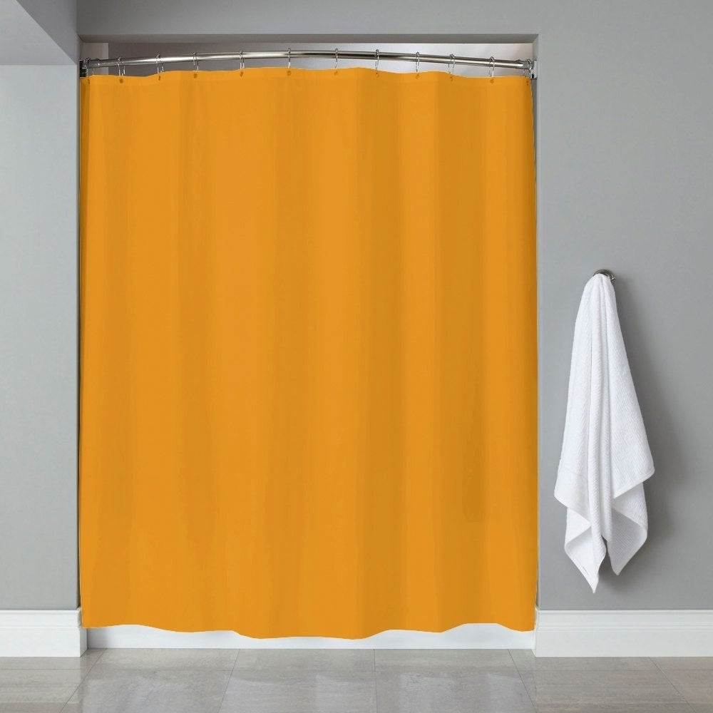 Shop Solid Color 100 PEVA Shower Curtain Liner 70x72 Assorted Colors