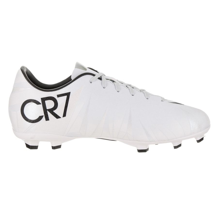 1f86ac4de Shop Nike Kids Jr Mercurial Victory VI CR7 Fg Soccer Cleat - Free Shipping  Today - Overstock - 18536933