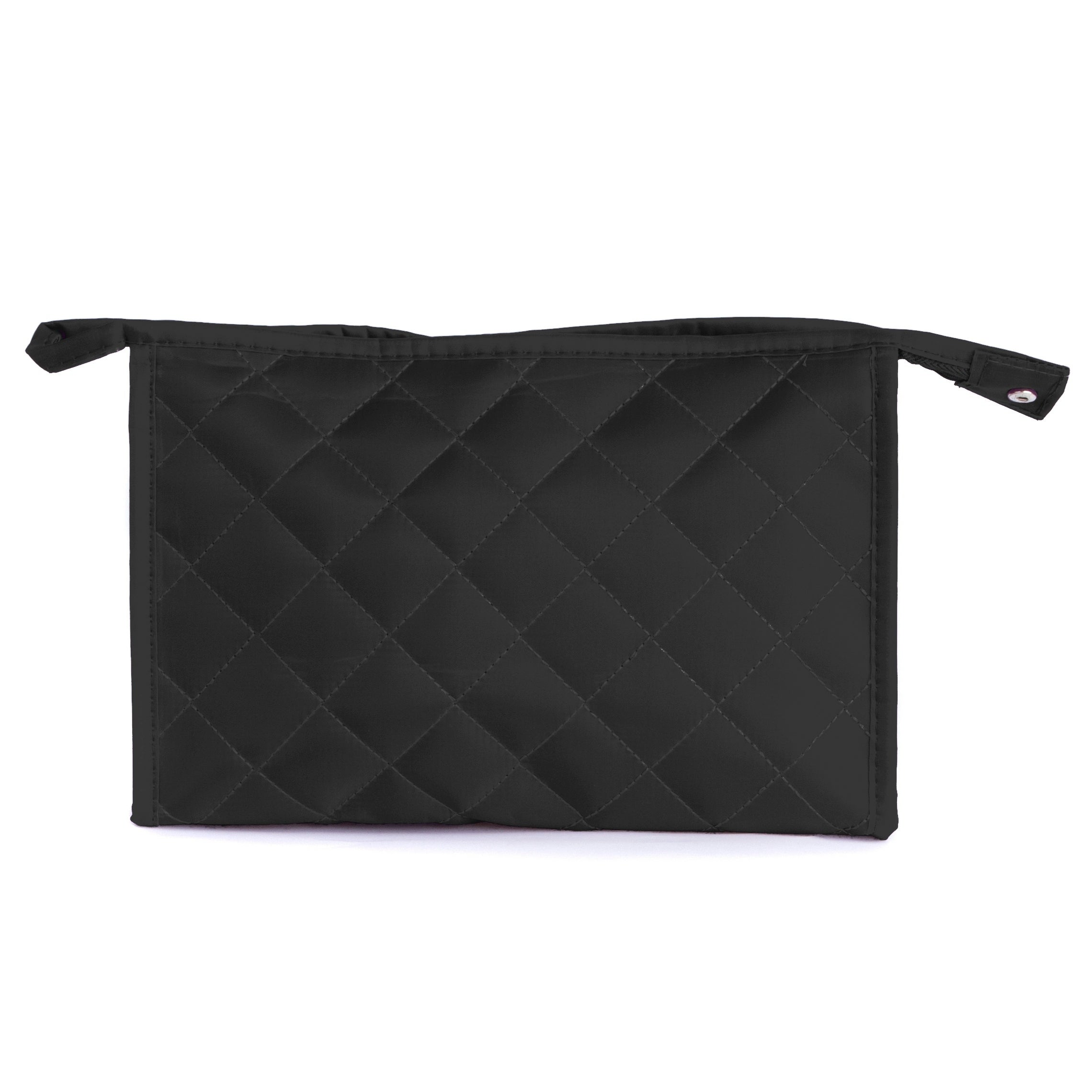 a2c90a5ab473 Shop Leisureland Water Resistant Quilted Cosmetic Bag