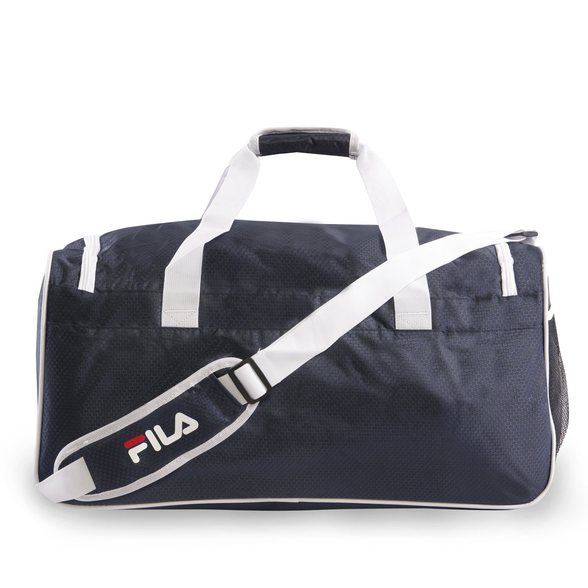 Shop Fila Baywood Medium Sports Duffel Bag - Free Shipping On Orders Over   45 - Overstock - 18544238 fad5f1472dbcf