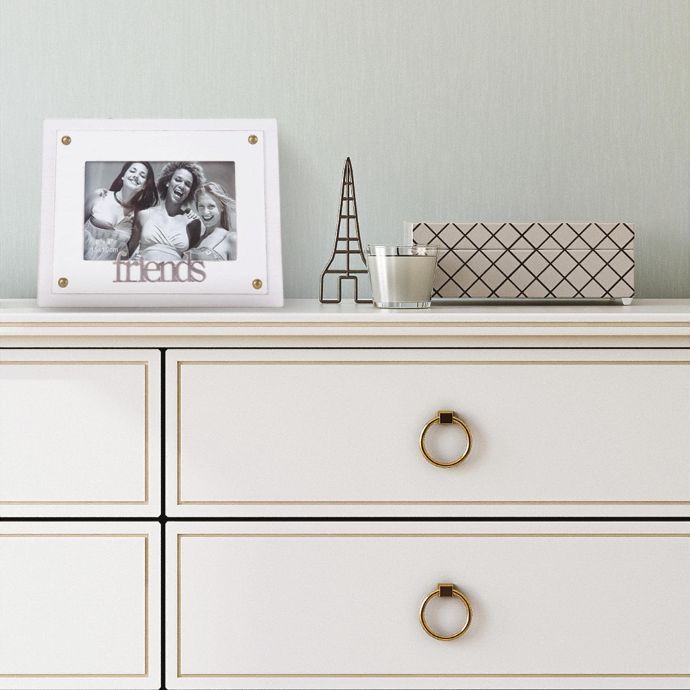 Shop Melannco 8x7 Inch Table Top Family Frame - Free Shipping On ...