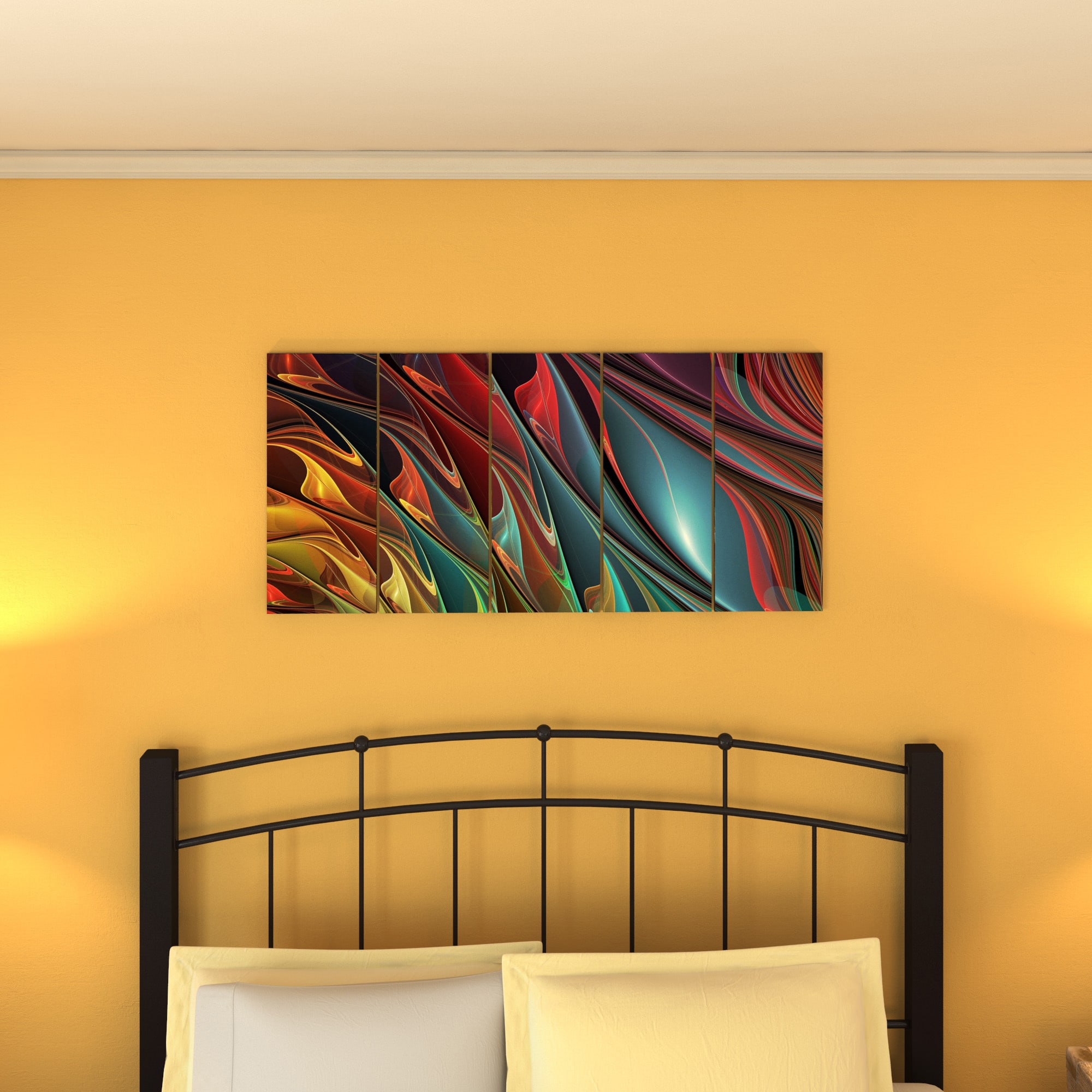 Beautiful Fantasy Wall Decor Contemporary - The Wall Art Decorations ...