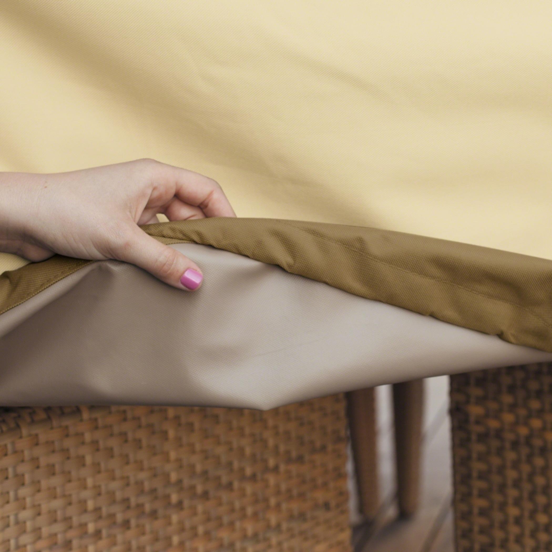 Shop Classic Accessories Veranda Oversized Patio Cushion Cover