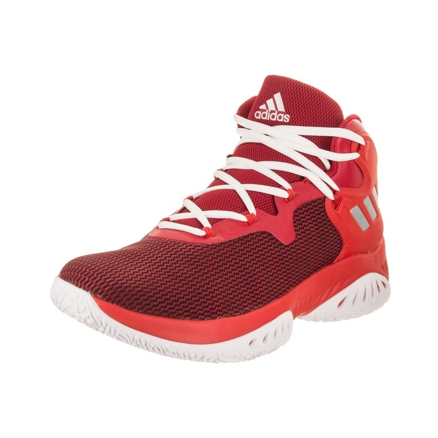 849c92bc392ac Shop Adidas Men s Explosive Bounce Basketball Shoe - Free Shipping ...