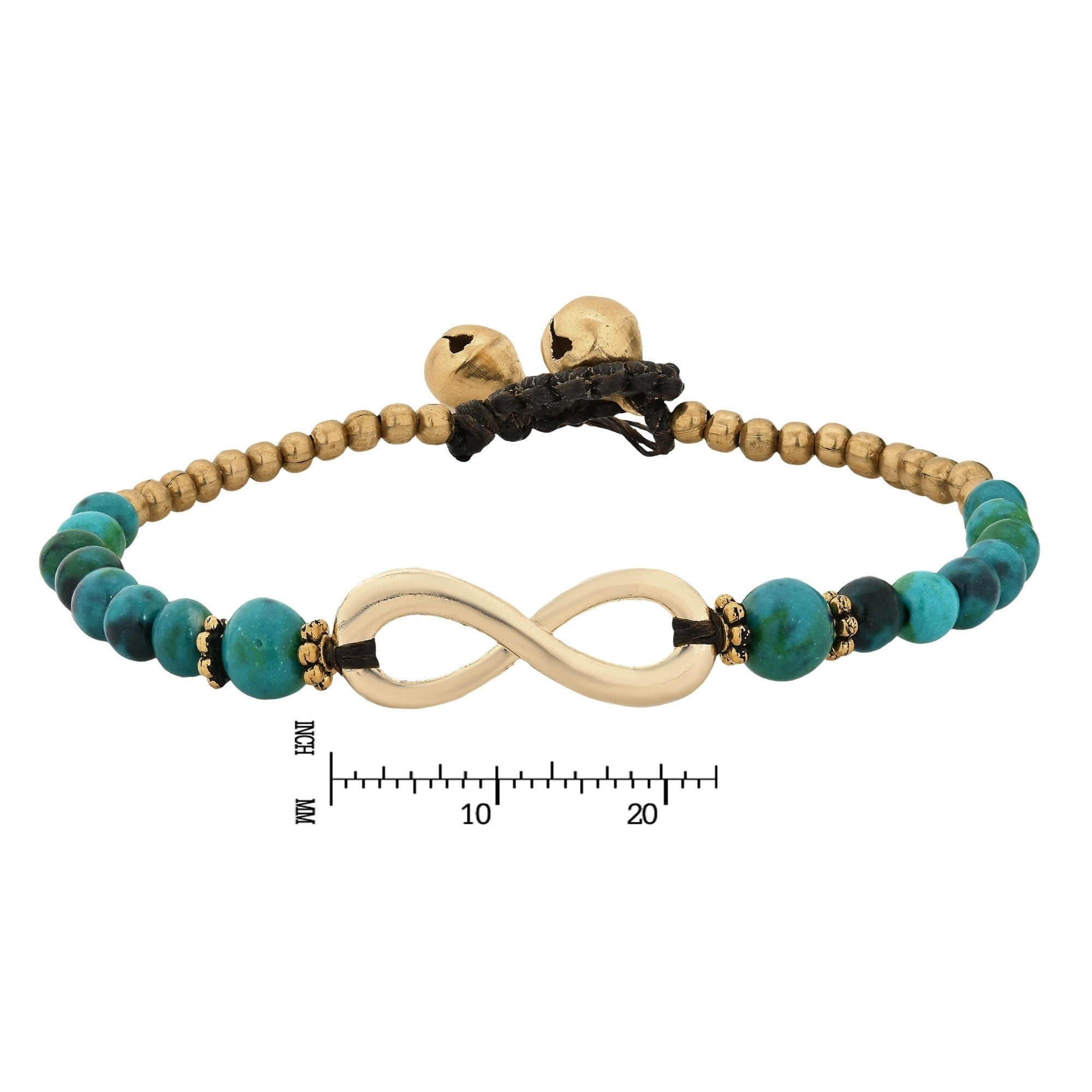 bali cubi sign gold jewellery joy peace products bracelet