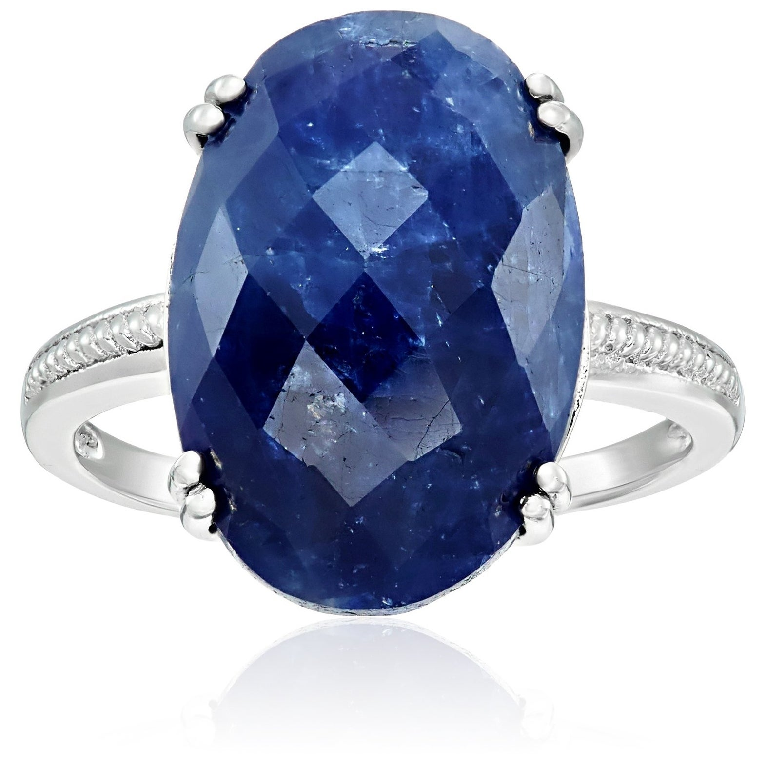 gallery solitaire fullxfull blue cut ring listing pear il engagement photo sapphire