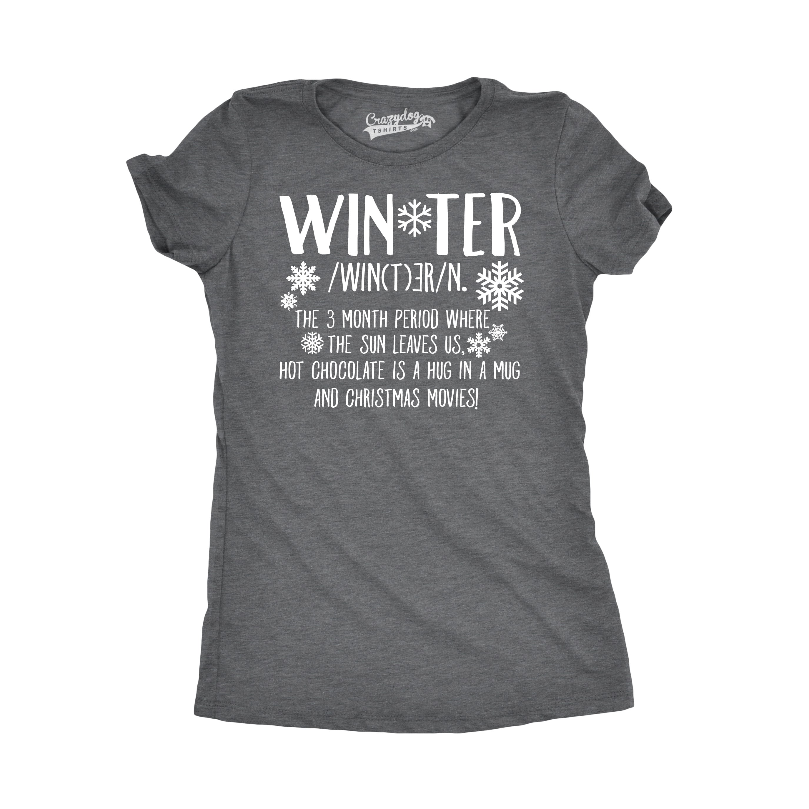 580c69757d2 Funny Womens Christmas T Shirts