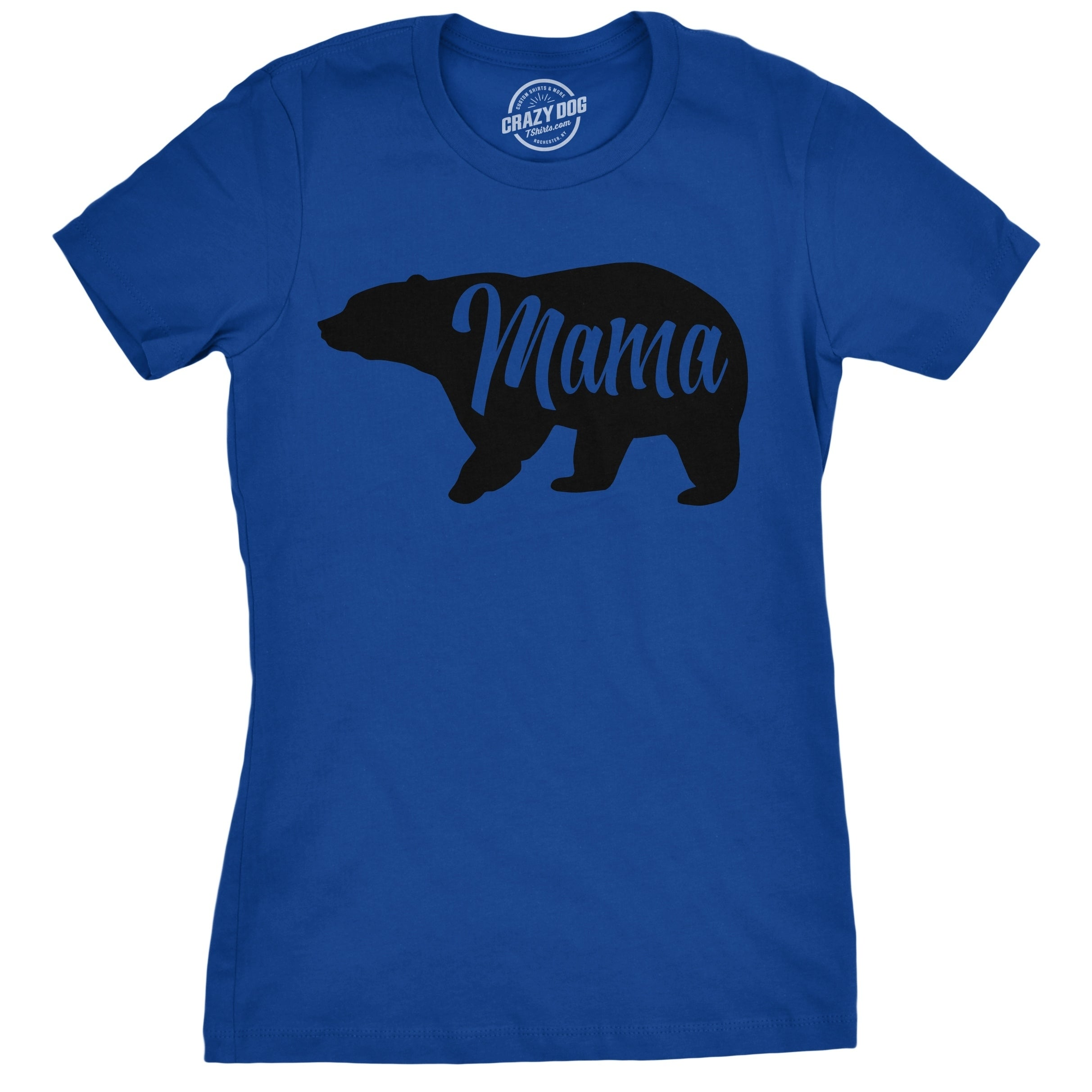 524cbc49 Shop Womens Mama Bear T Shirt - On Sale - Free Shipping On Orders ...
