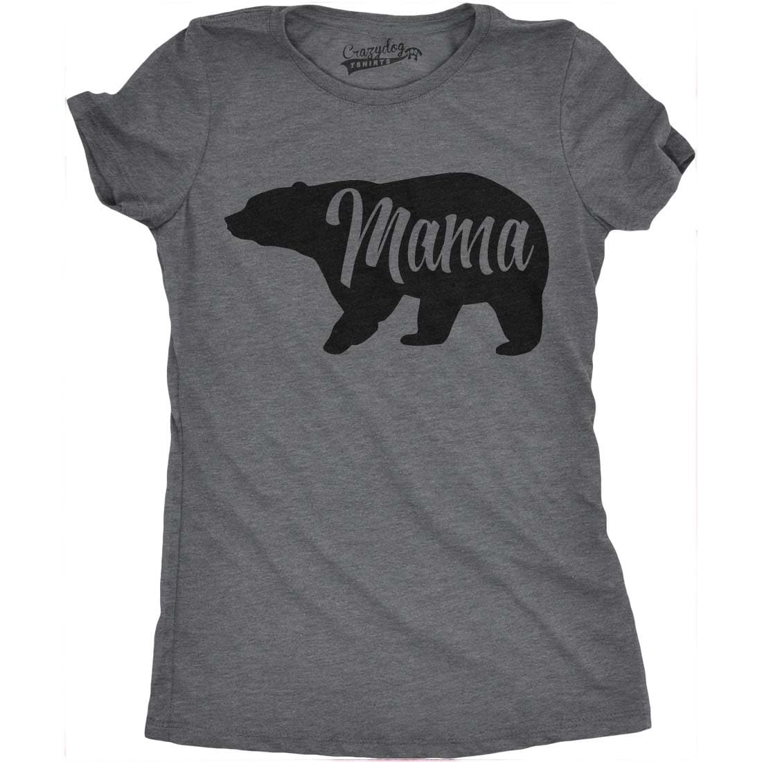 5ea3d8e4 Shop Womens Mama Bear T Shirt - On Sale - Free Shipping On Orders Over $45  - Overstock - 18655558