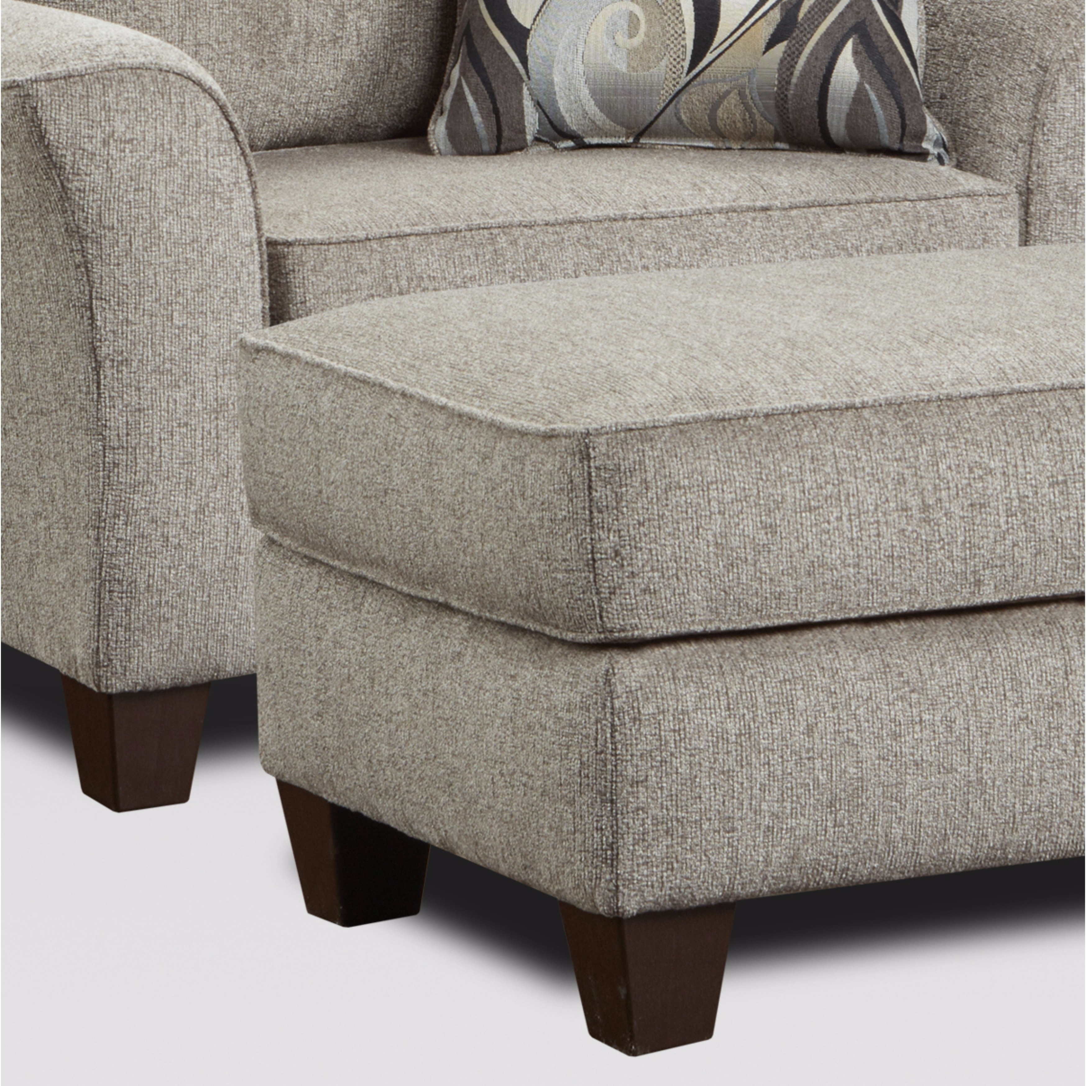 with and garden chairs dalton free ottoman chair overstock product home ottomans today shipping