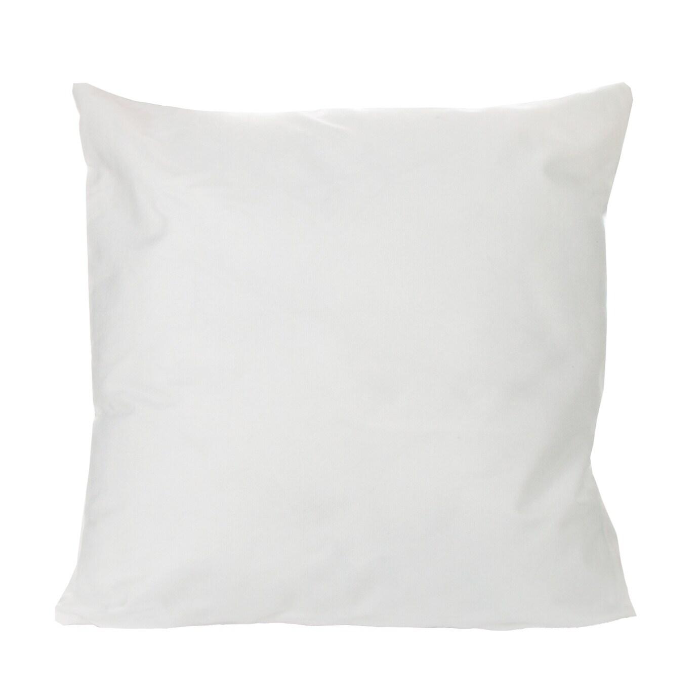 "Rainforest Tucan Flamingo 17"" Microfiber Throw Pillow Cover - Free ..."