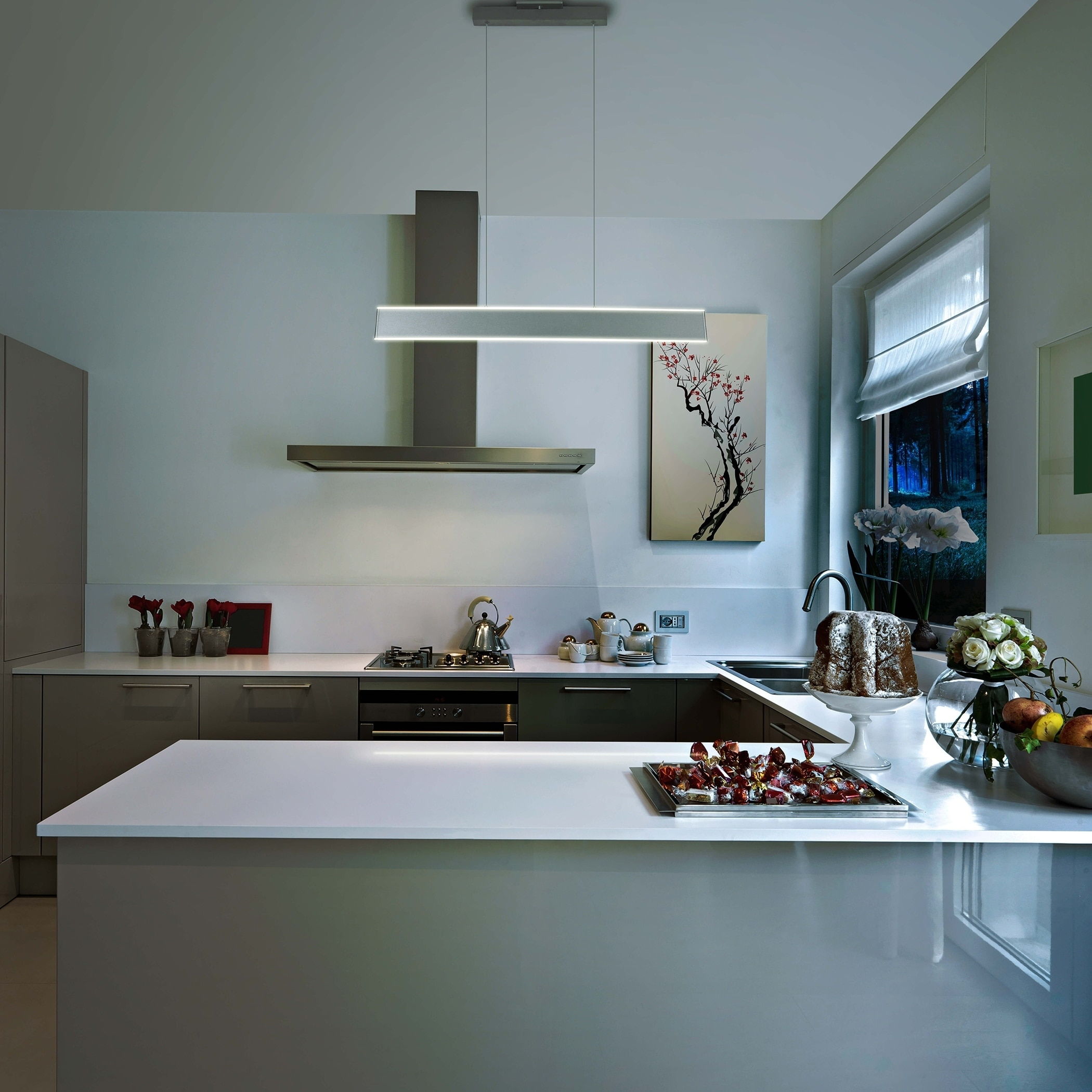 Shop VONN Lighting VMC36900AL Wezen 35-inch Integrated LED Linear ...