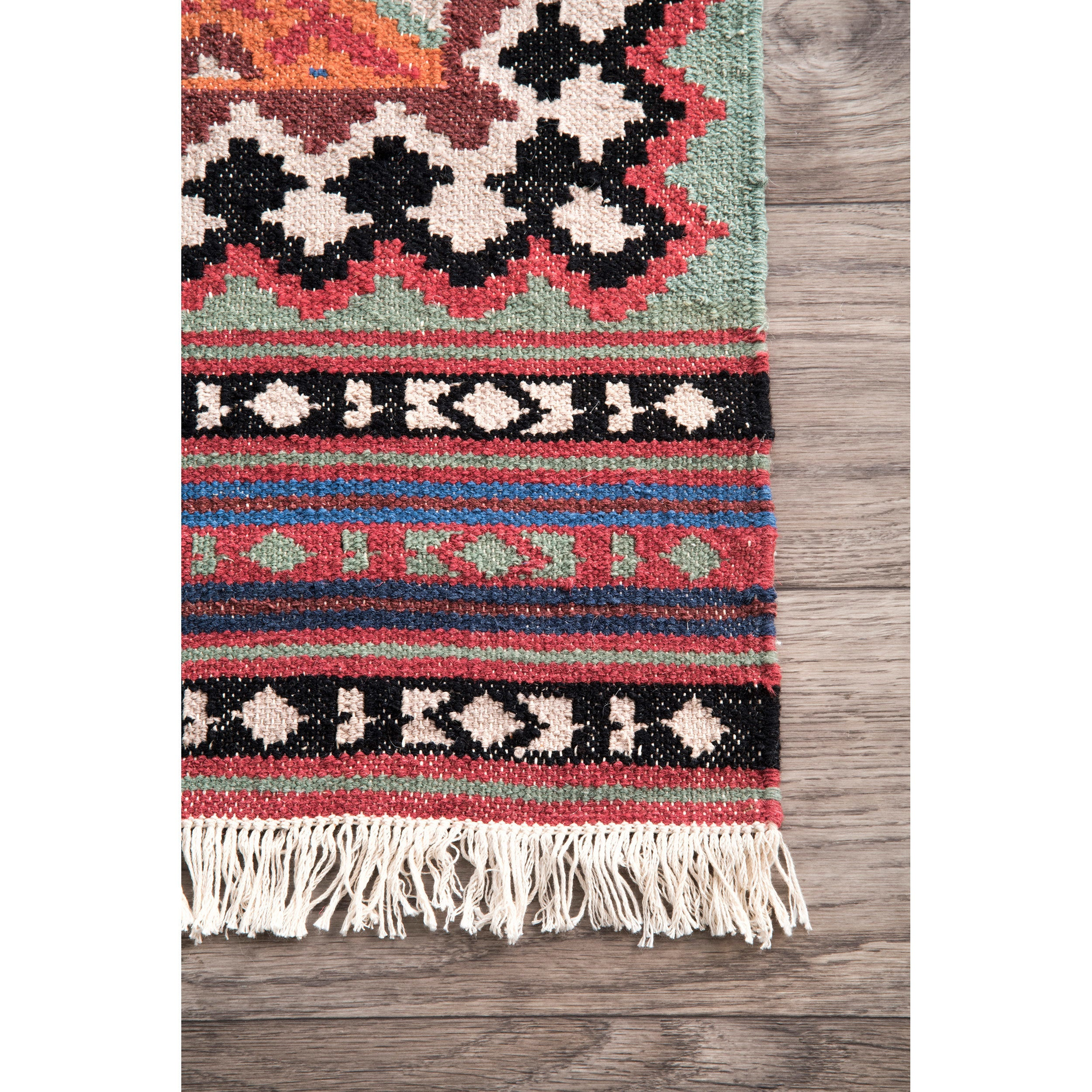 rug new wool and nuloom grey alexa elegant white my plush soft easy outdoor trellis moroccan of