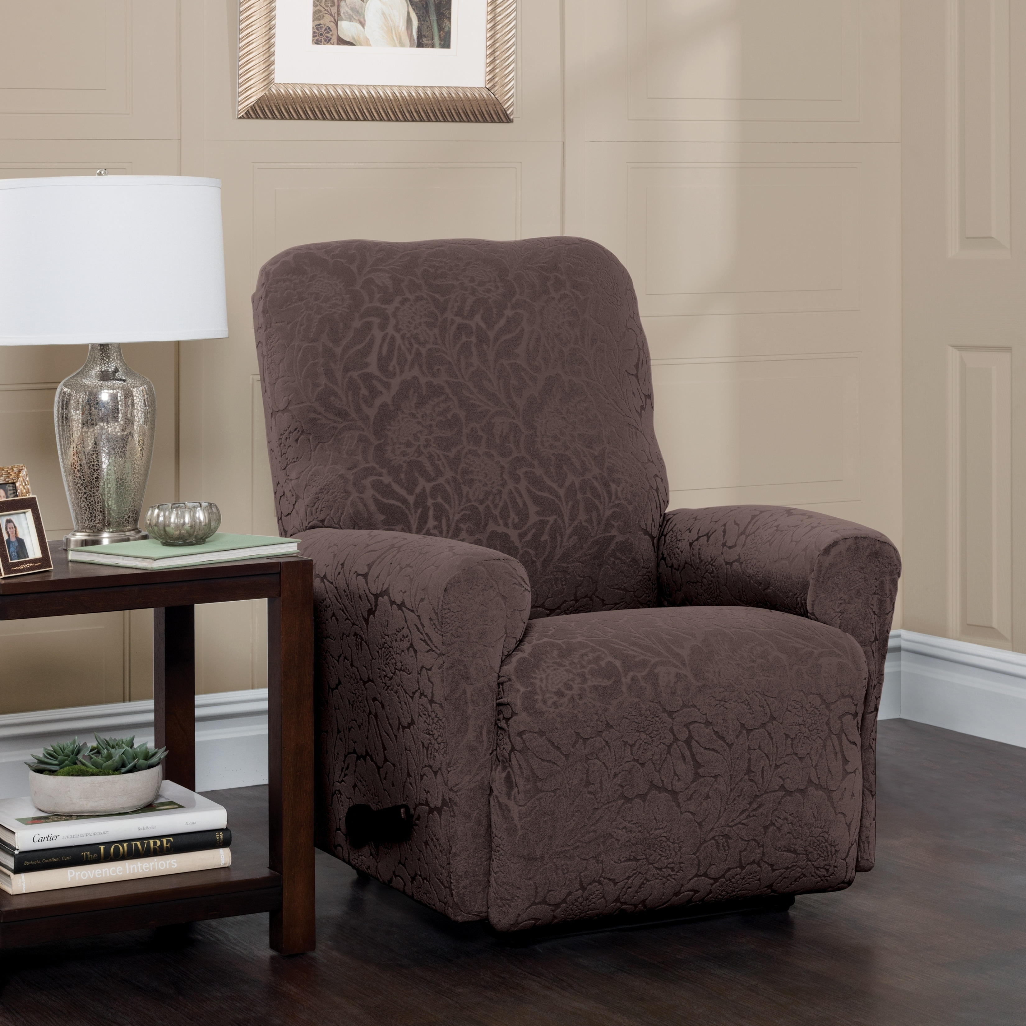 with recliner home redesign covers comfort of wing and image chair the relaxation